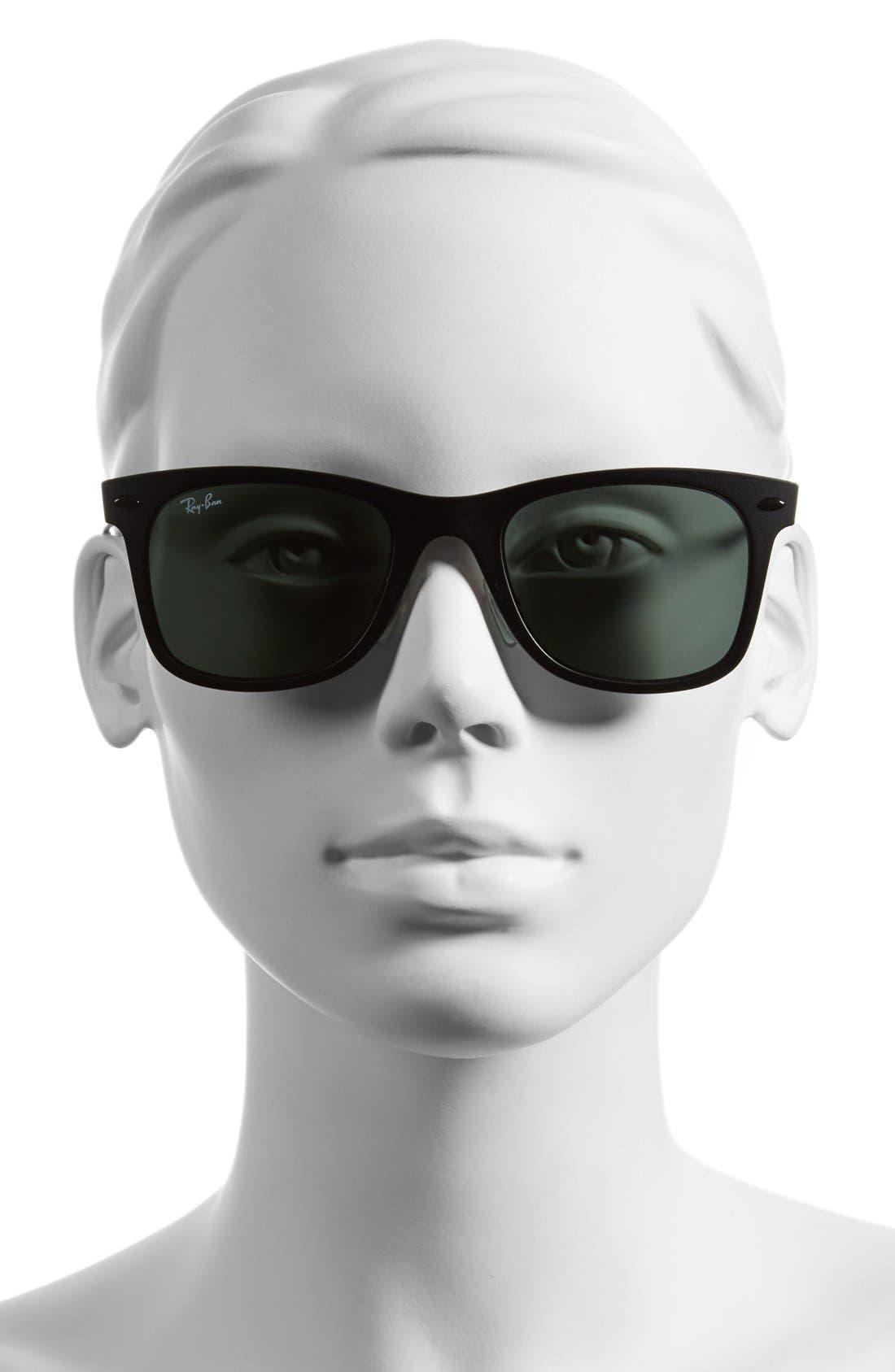 Alternate Image 2  - Ray-Ban 'TECH Light-Ray' 50mm Wayfarer Sunglasses