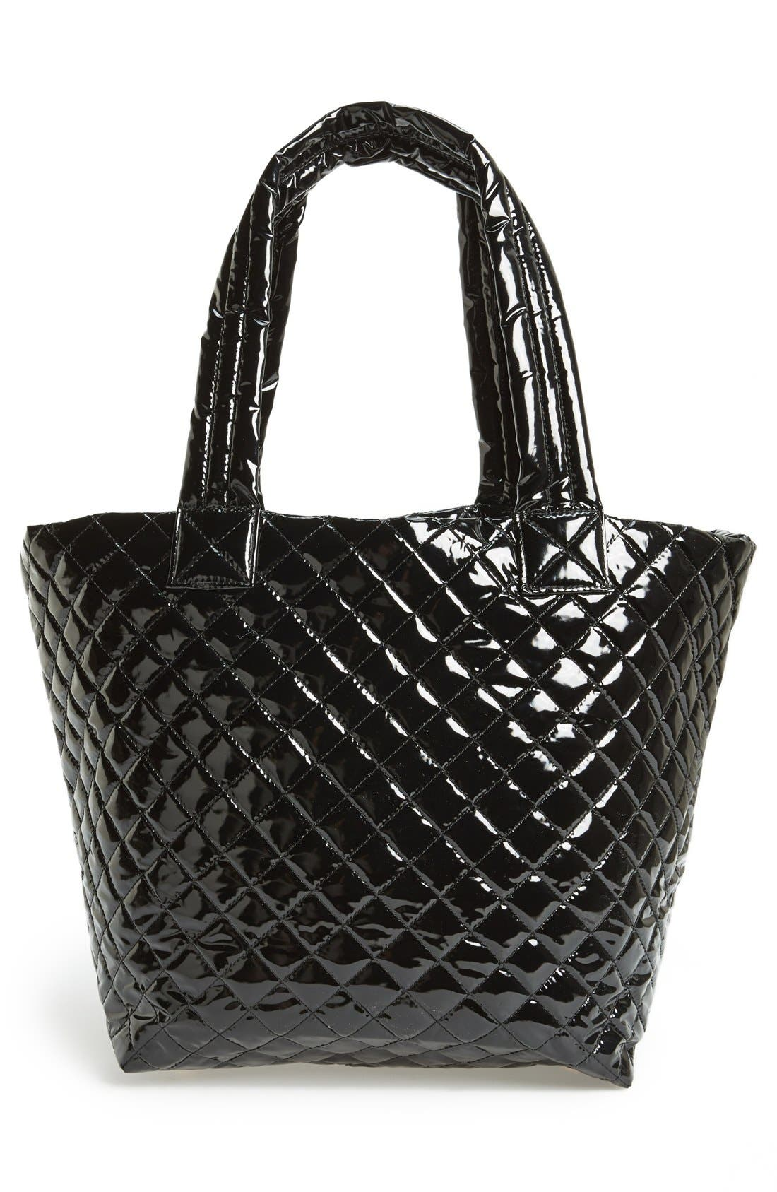 Alternate Image 3  - MZ Wallace 'Medium Metro' Quilted Lacquer Tote