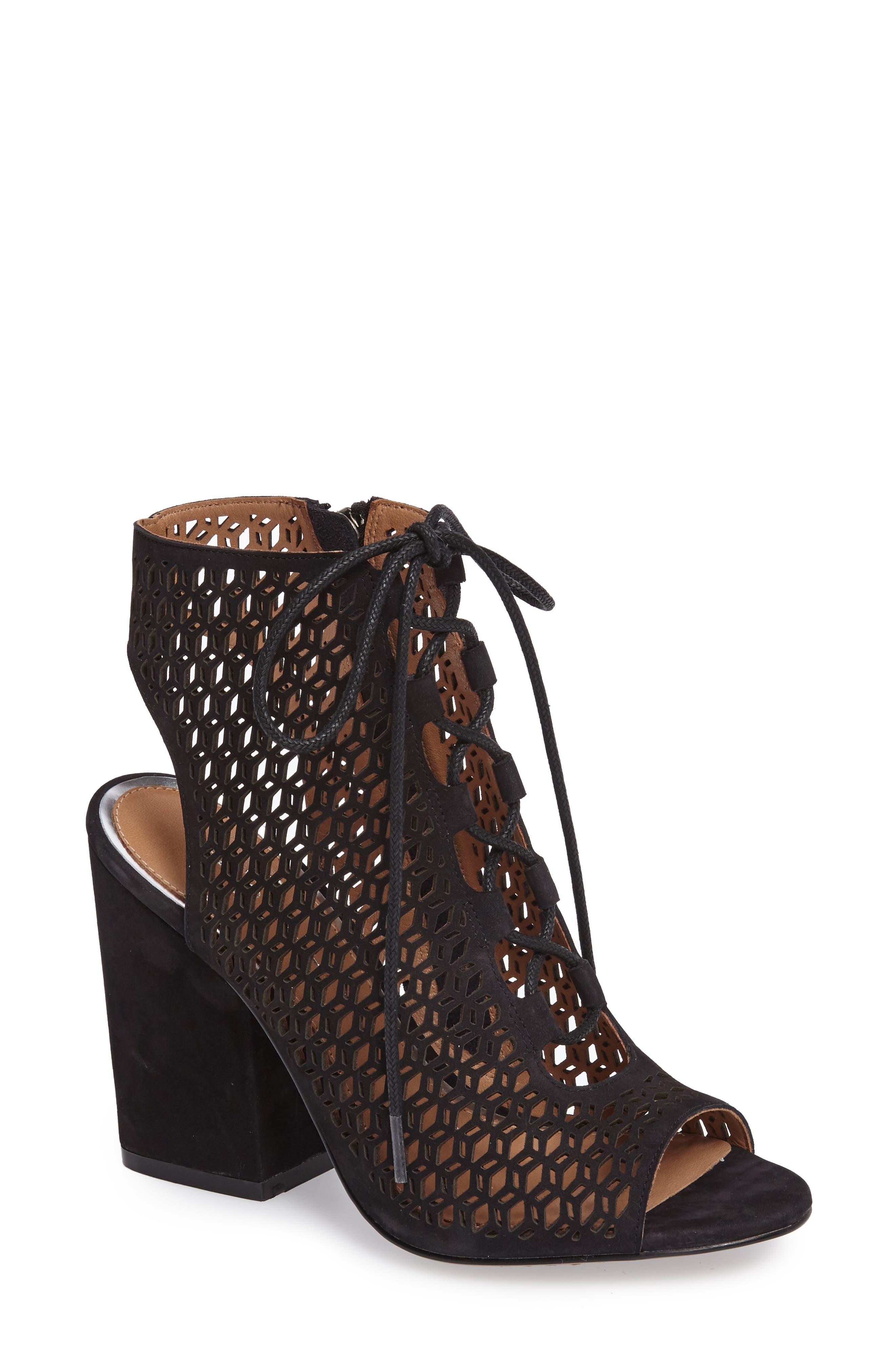 Linea Paolo Georgia Ghillie Cutout Sandal (Women)