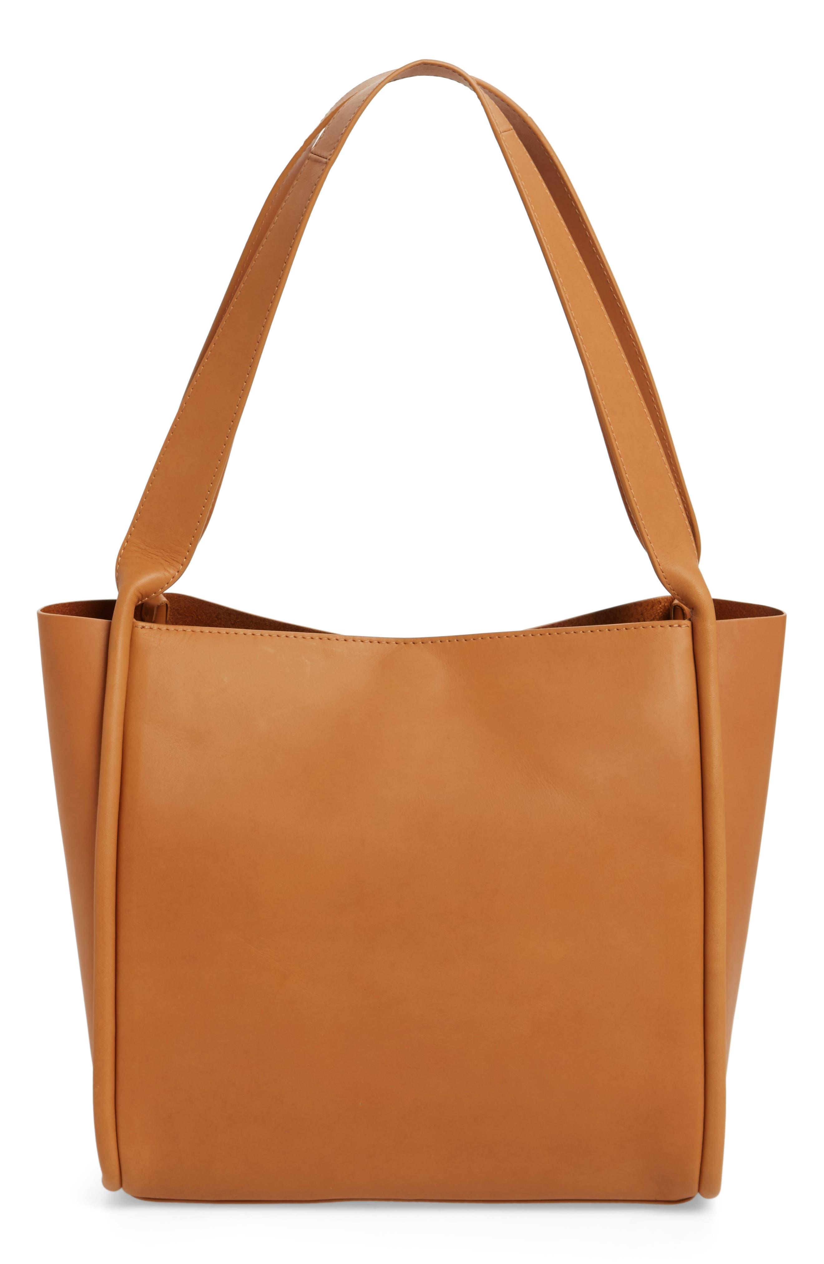Karalie Shoulder Bag,                             Alternate thumbnail 2, color,                             Tan