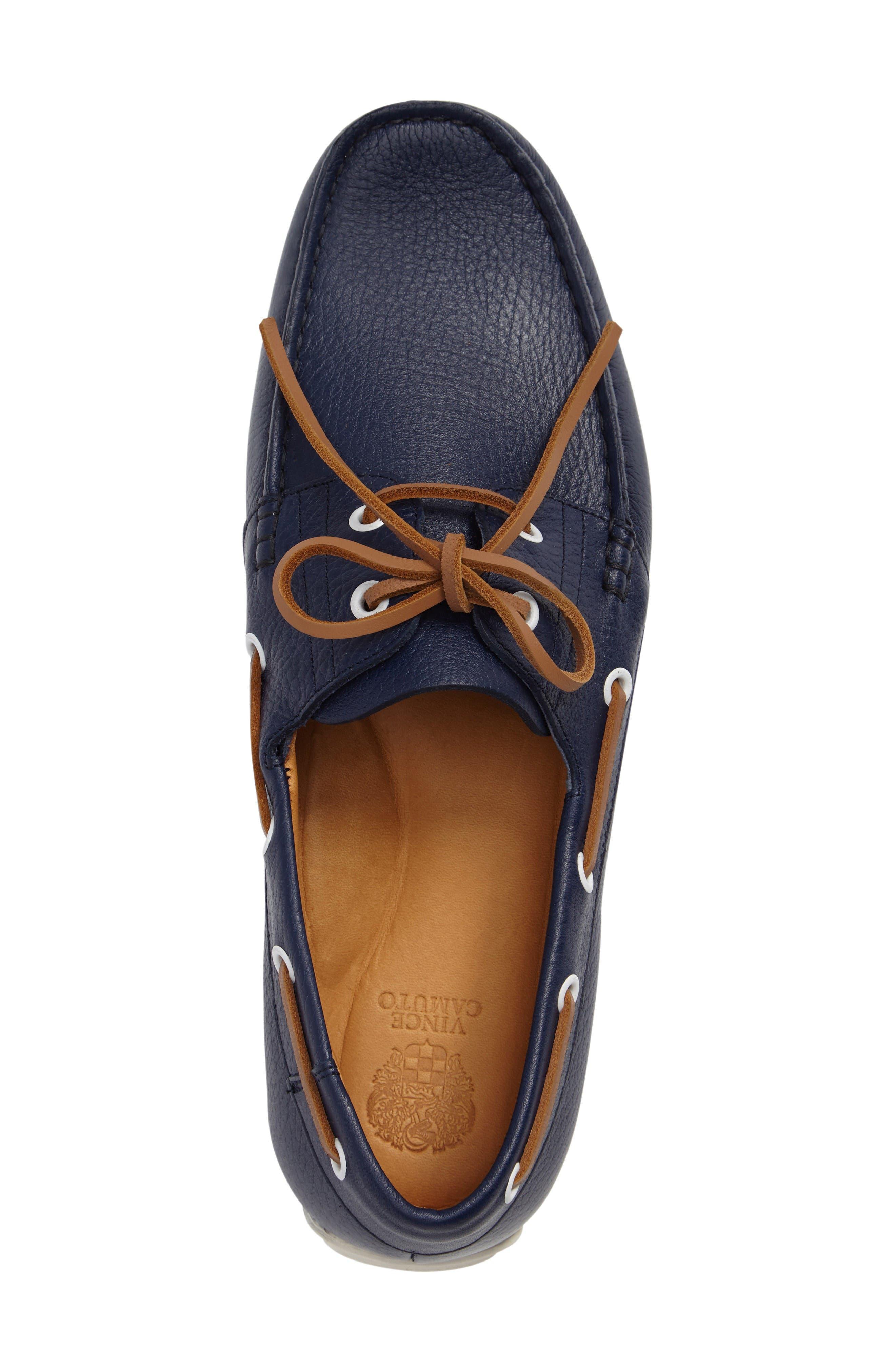 Alternate Image 3  - Vince Camuto Don Boat Shoe (Men)