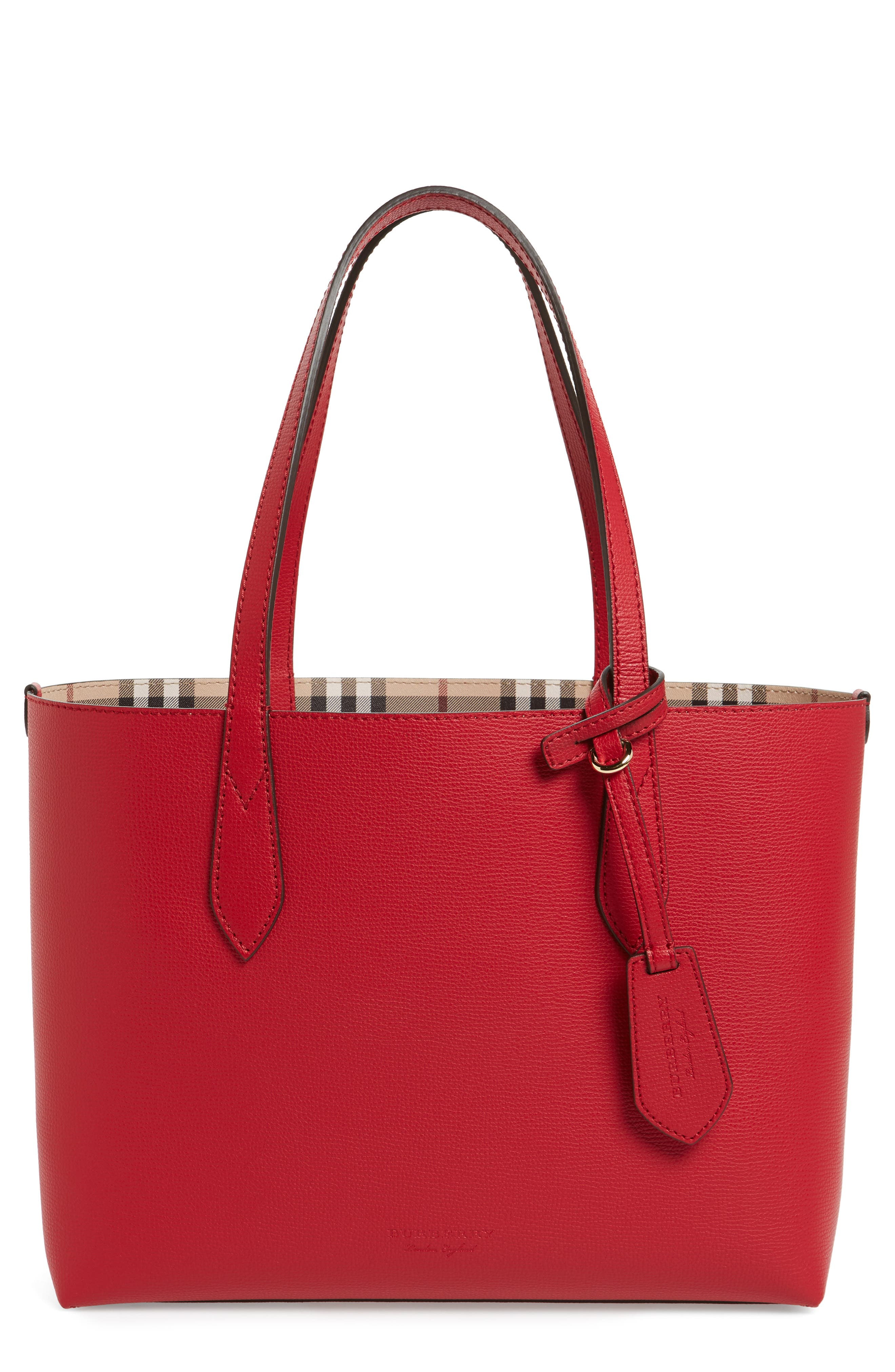 Burberry Small Lavenby Reversible Tote