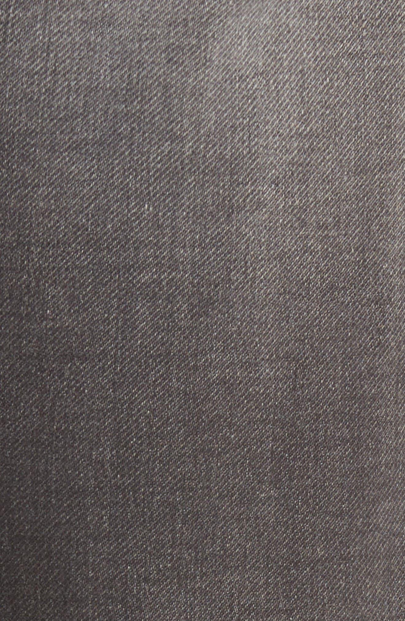 Alternate Image 6  - Fidelity Jimmy Slim Fit Jeans (Oxy Black Vintage)