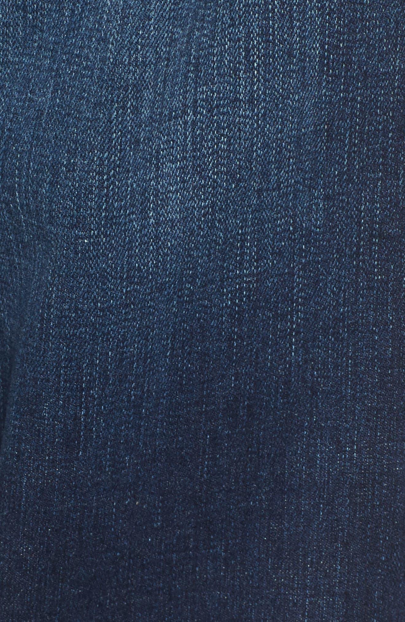 Kinetic Slim Fit Jeans,                             Alternate thumbnail 5, color,                             Aedan