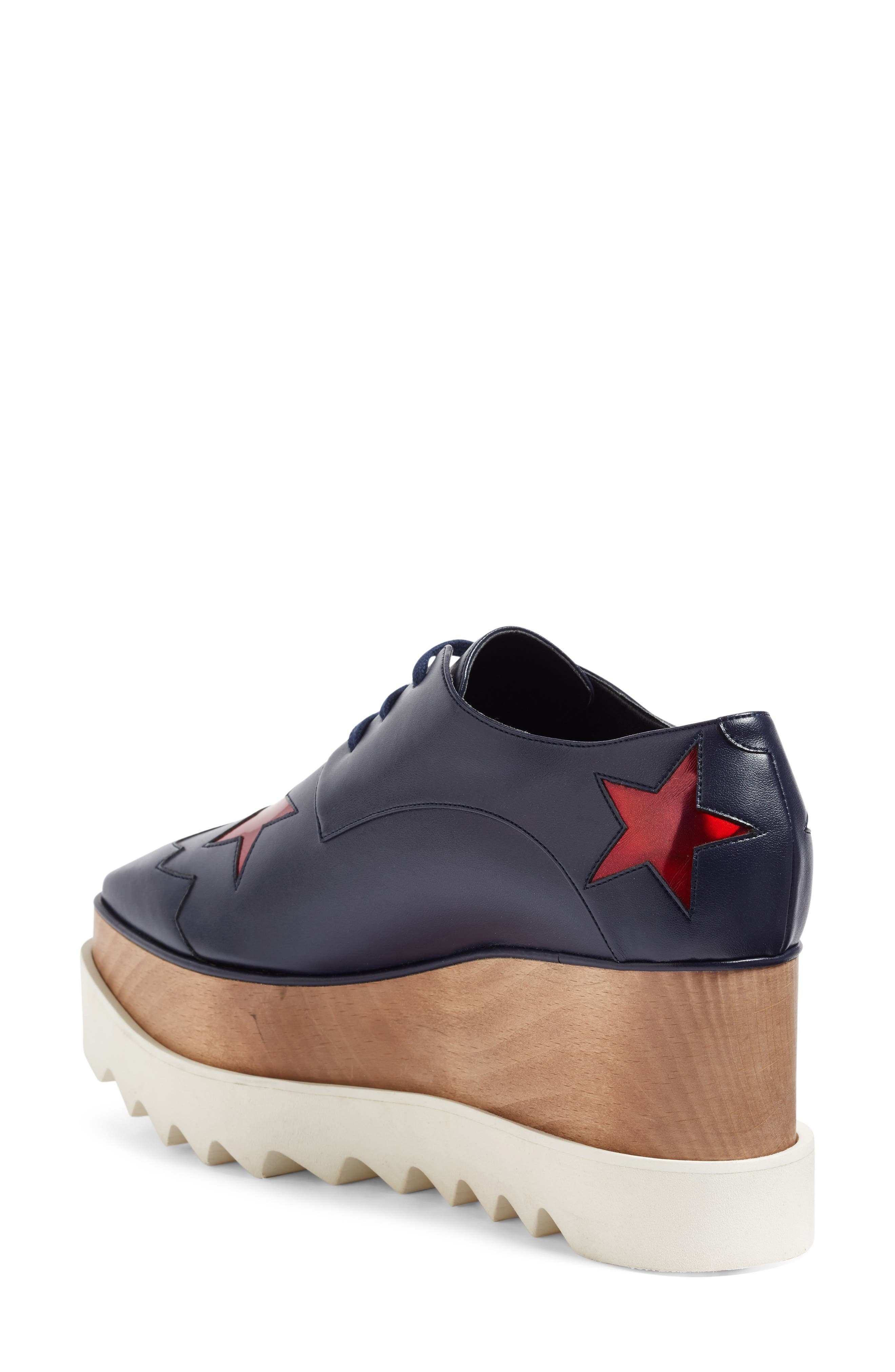 Alternate Image 2  - Stella McCartney Platform Oxford (Women)