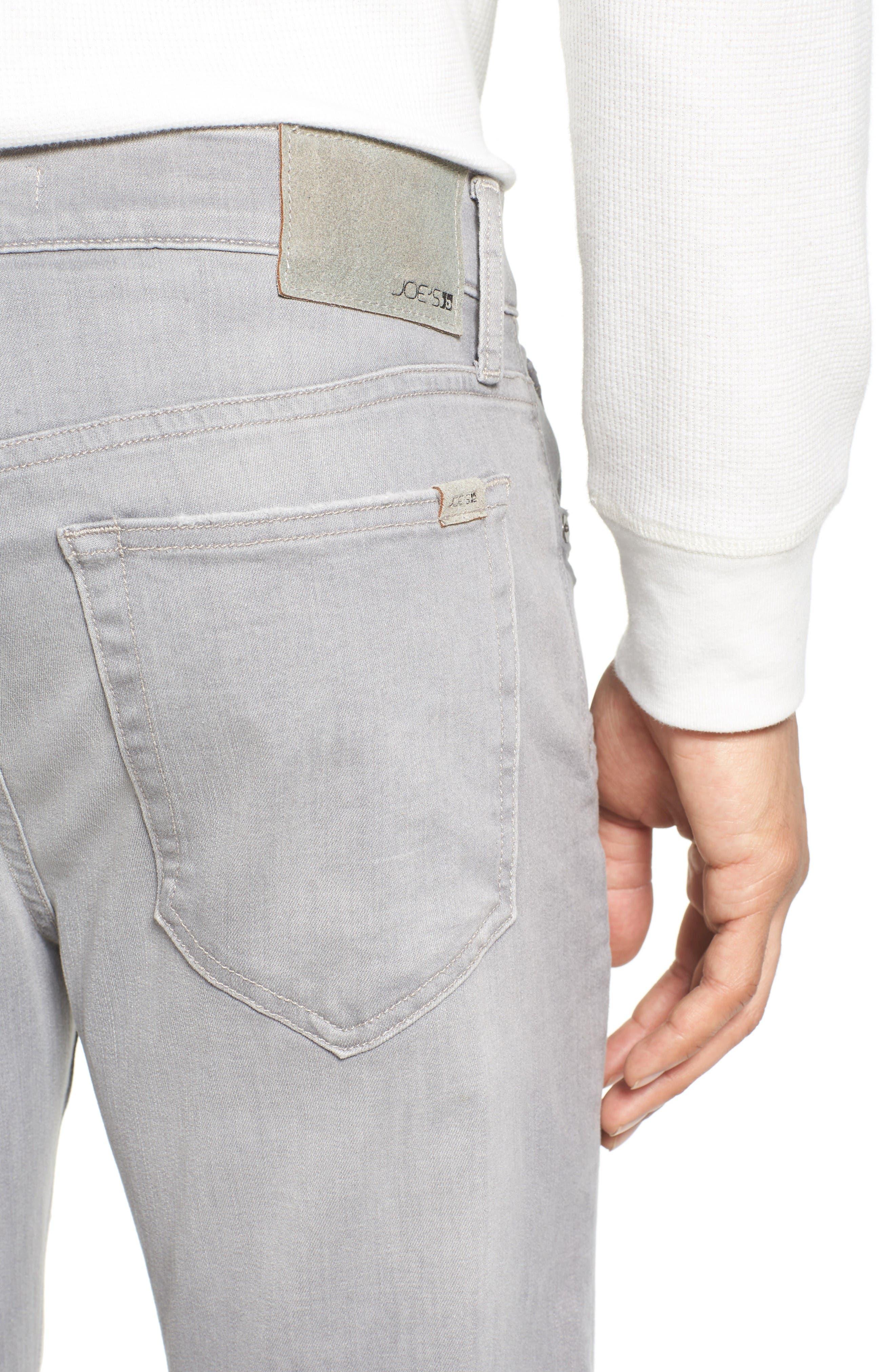 Alternate Image 4  - Joe's Slim Fit Jeans (Wolfe)
