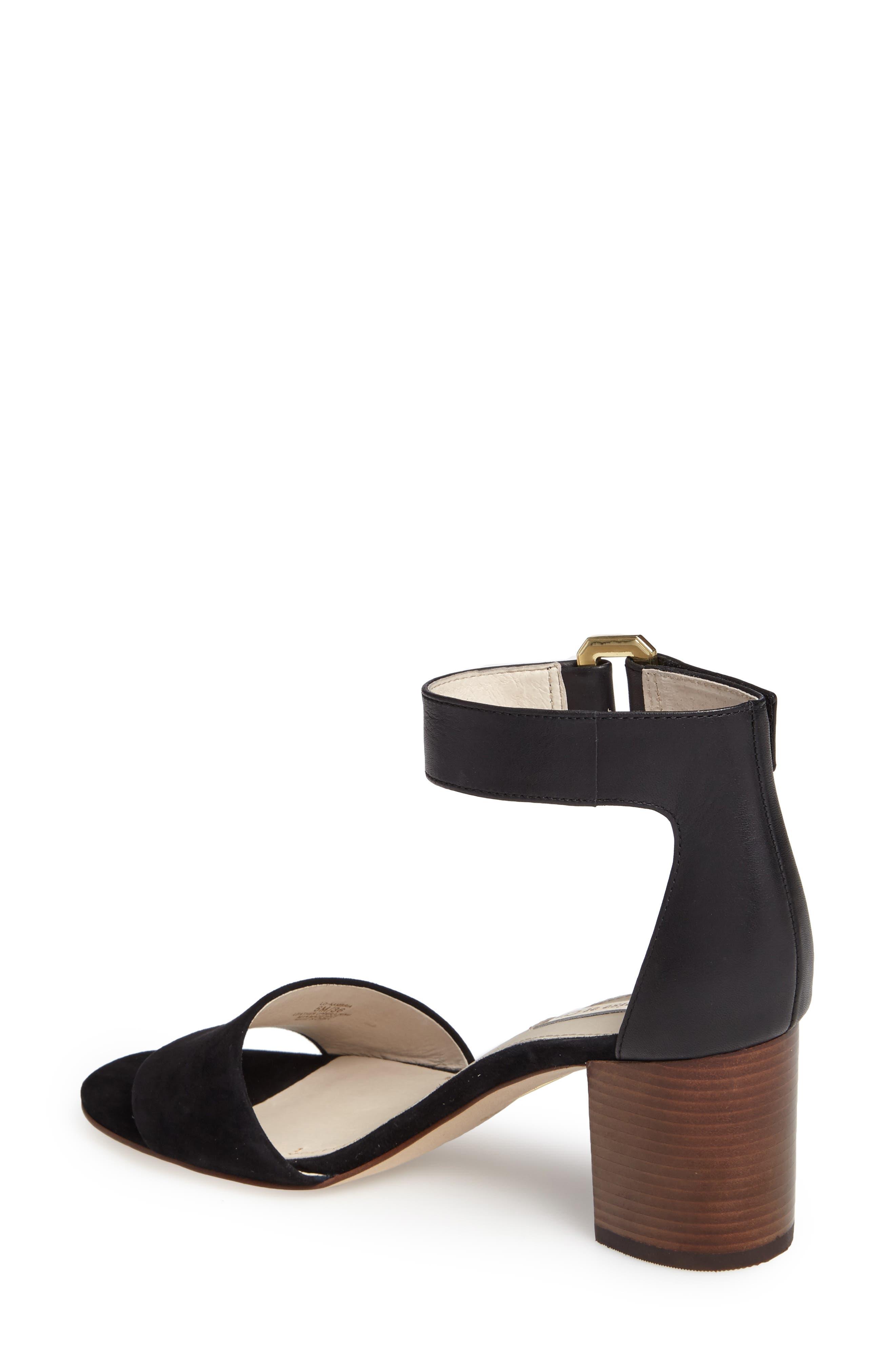 Alternate Image 2  - Louise et Cie Kambria Block Heel Sandal (Women)