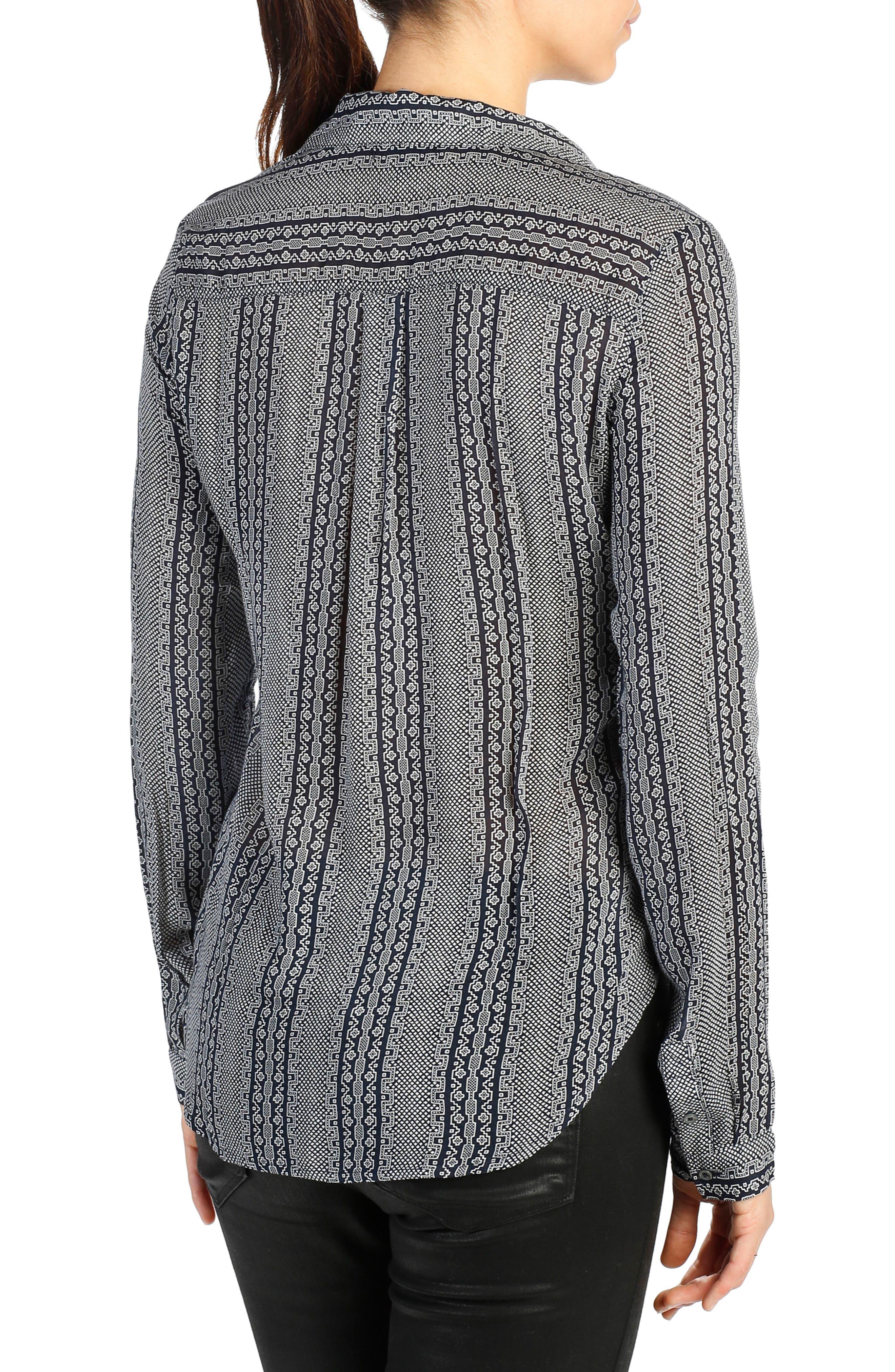 Alternate Image 2  - PAIGE Everleigh Shirt