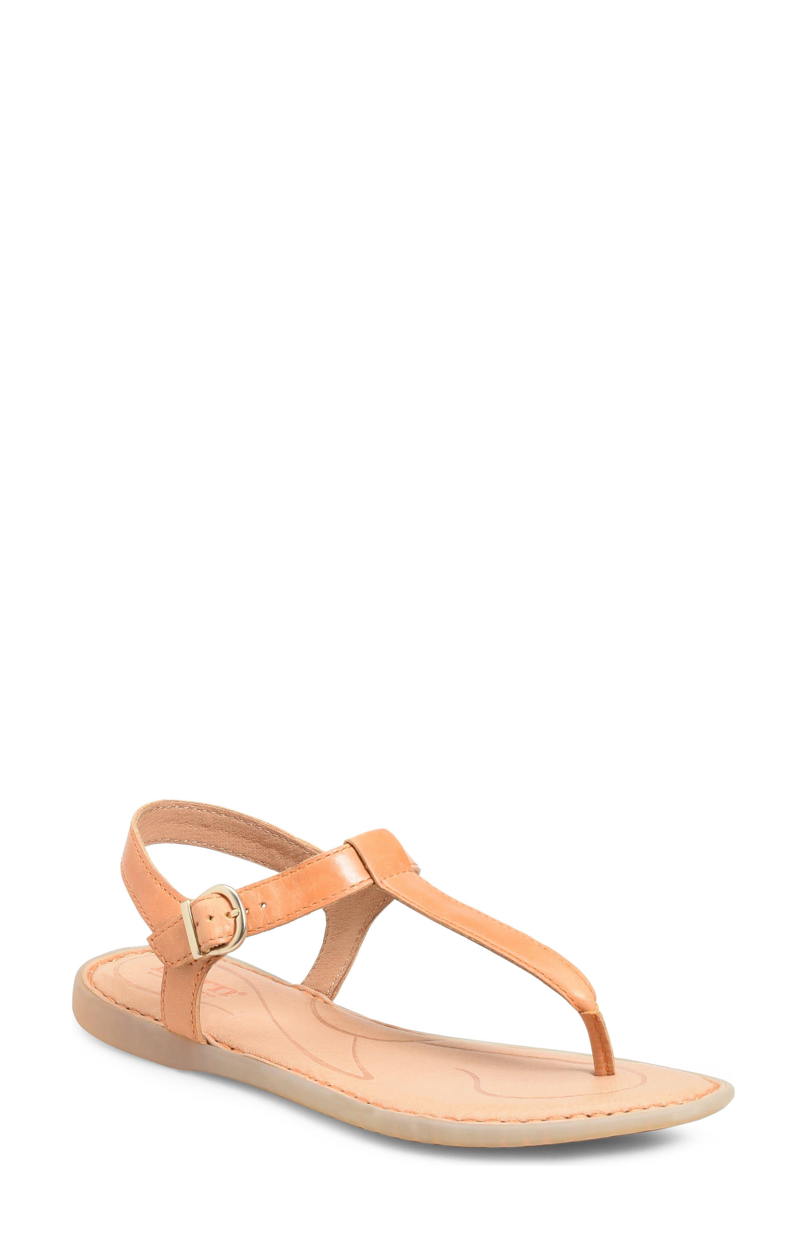 Alternate Image 1 Selected - Børn Aswan Sandal (Women)