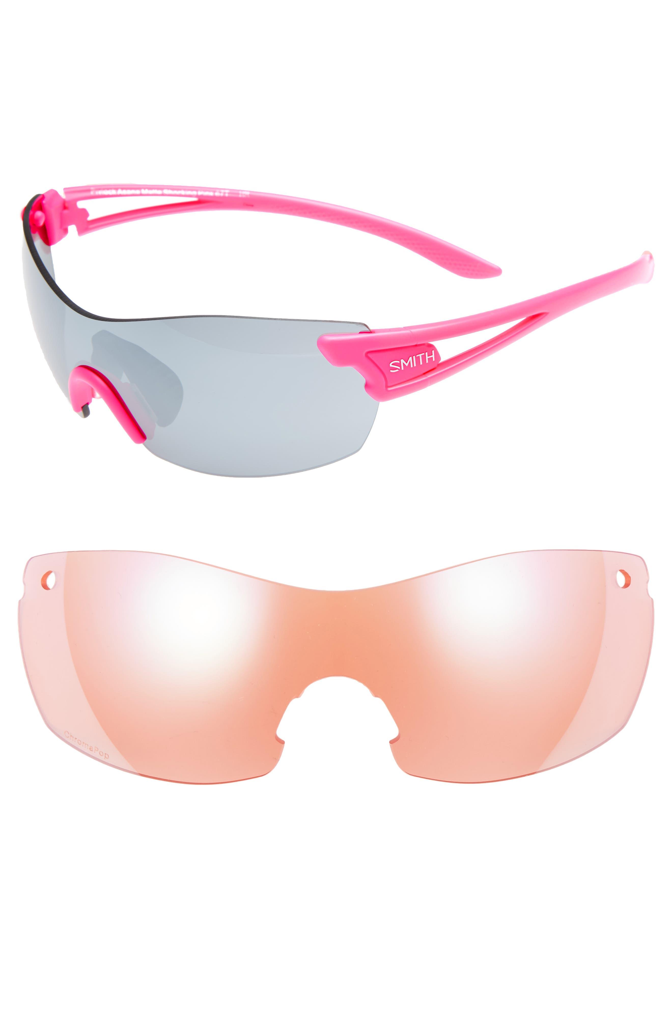 Alternate Image 1 Selected - Smith PivLock™ Asana 125mm ChromaPop Polarized Sunglasses