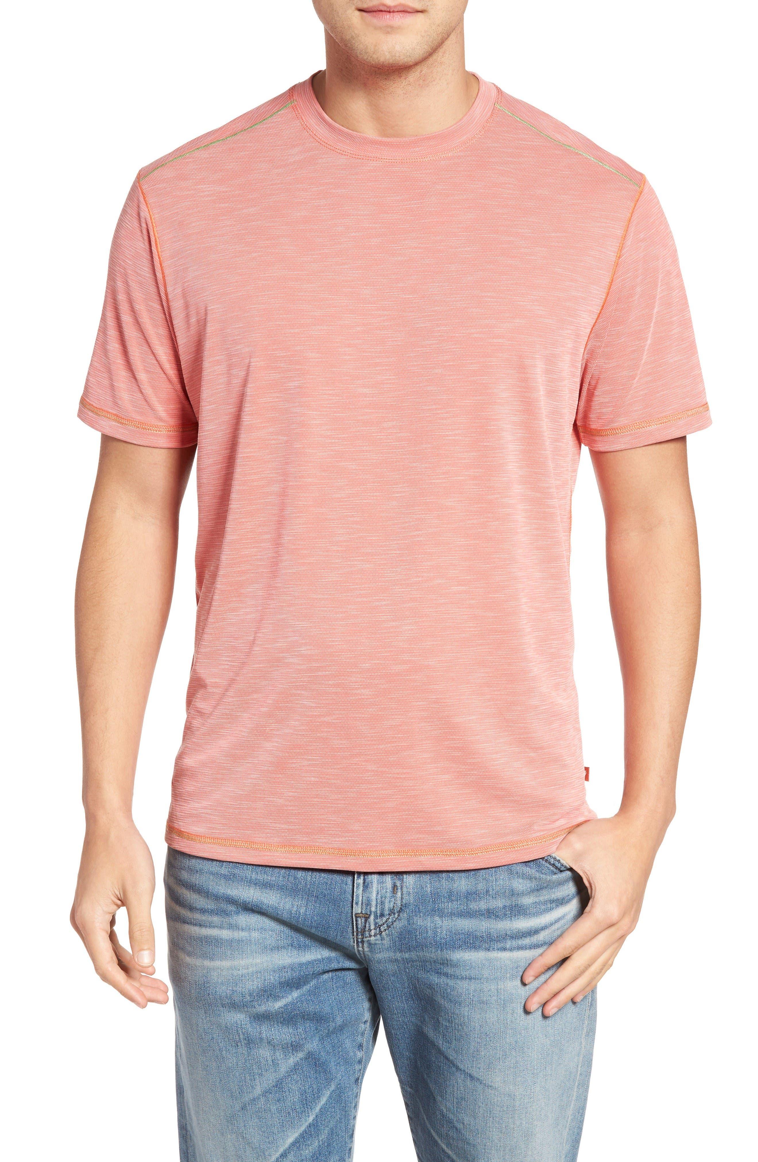 Paradise Around Crewneck T-Shirt,                         Main,                         color, Fusion