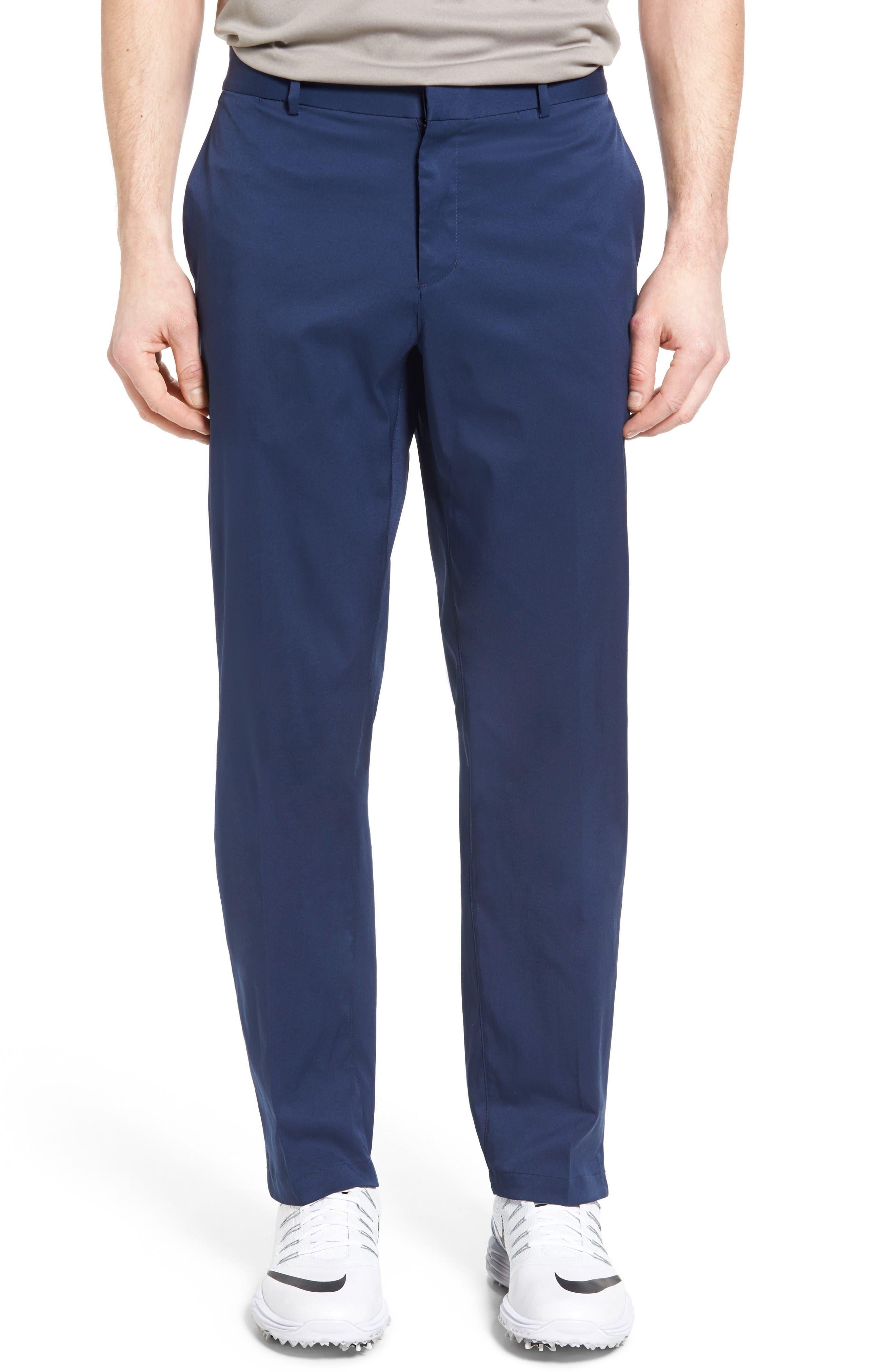 Nike Flat Front Dri-FIT Tech Golf Pants