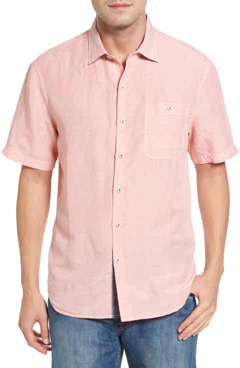 Shirts for Men, Men's Linen Shirts | Nordstrom