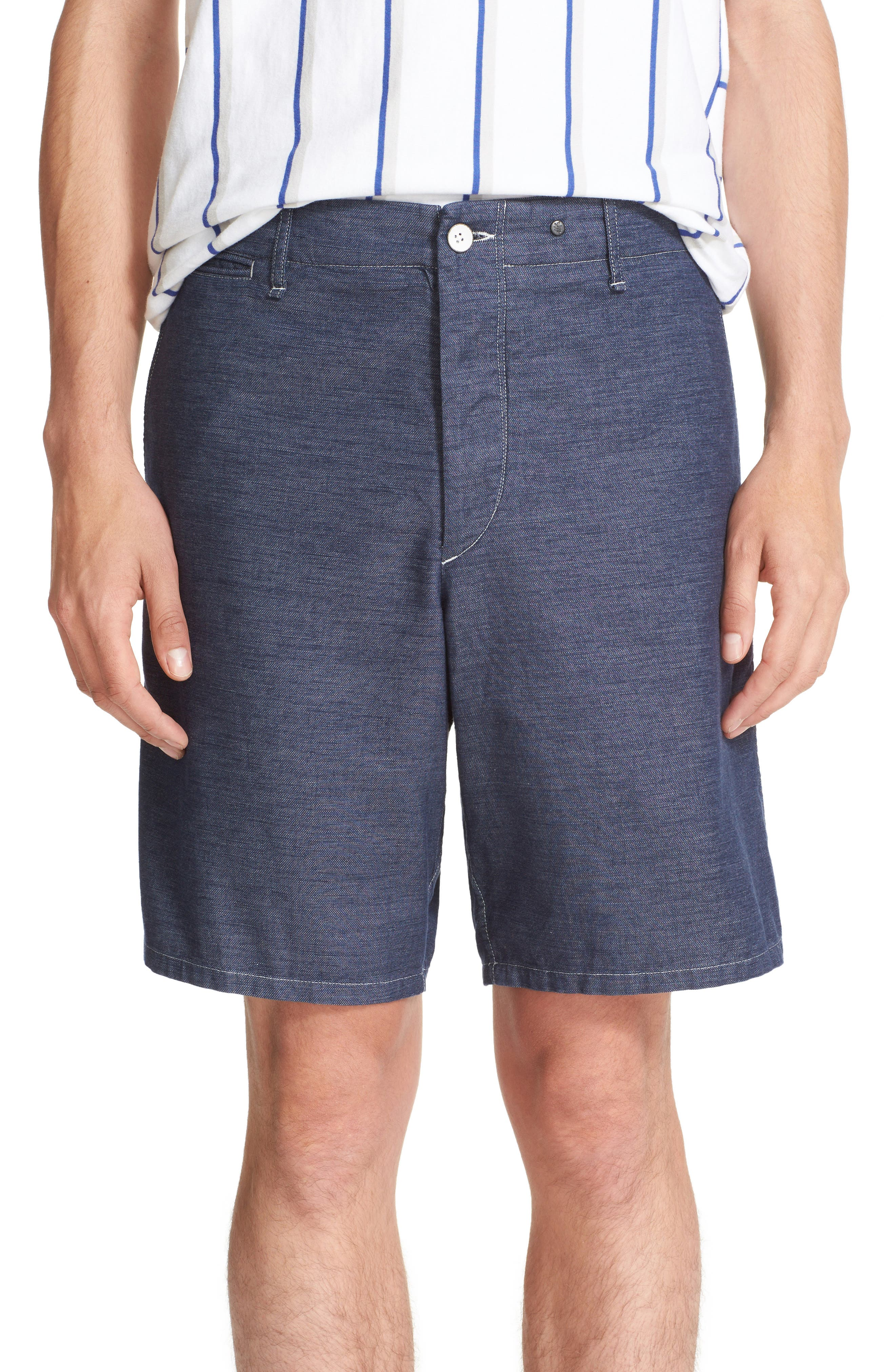 rag & bone Beach Fit II Cotton Shorts