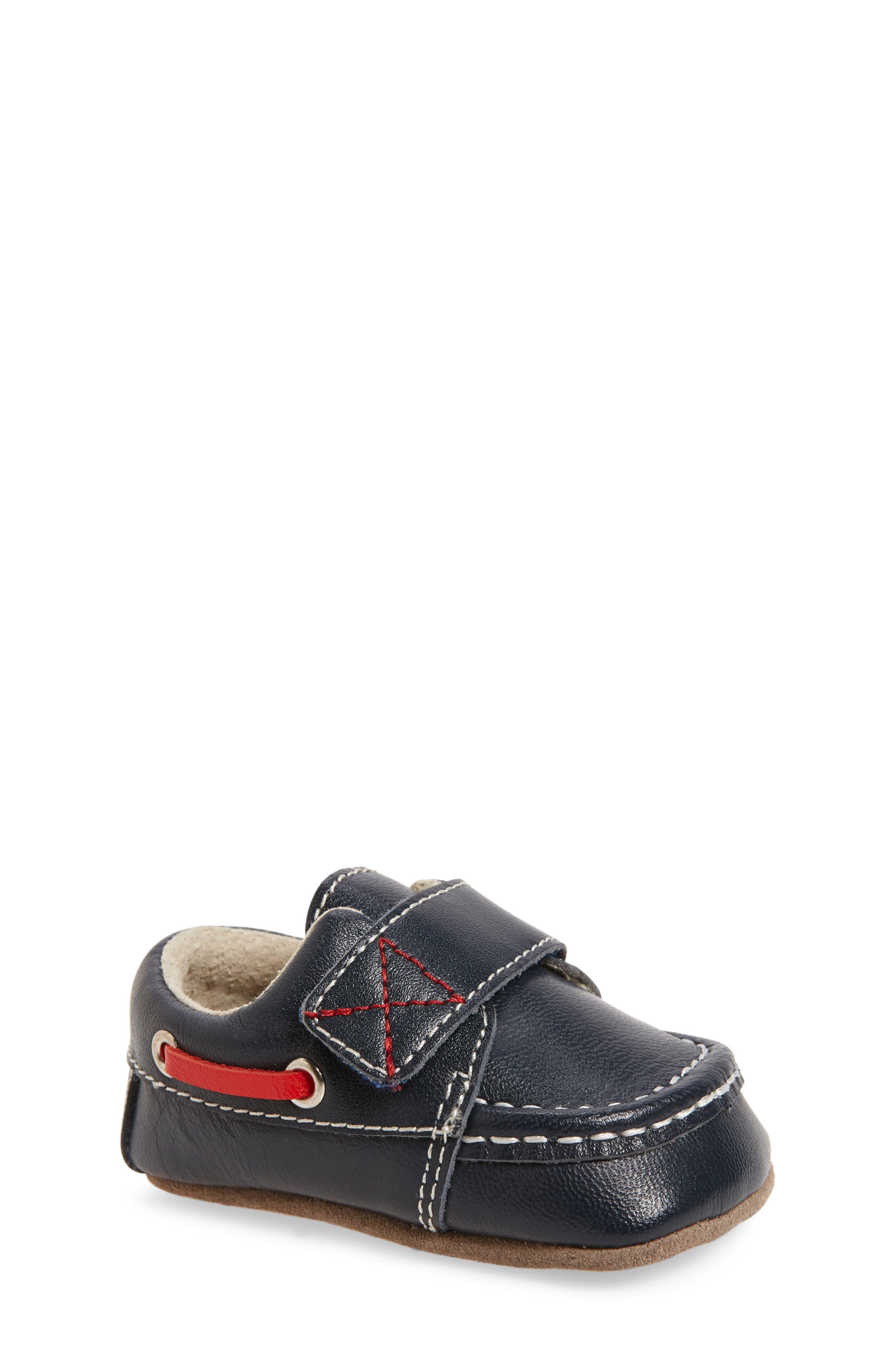 See Kai Run Milton Boat Shoe (Baby)
