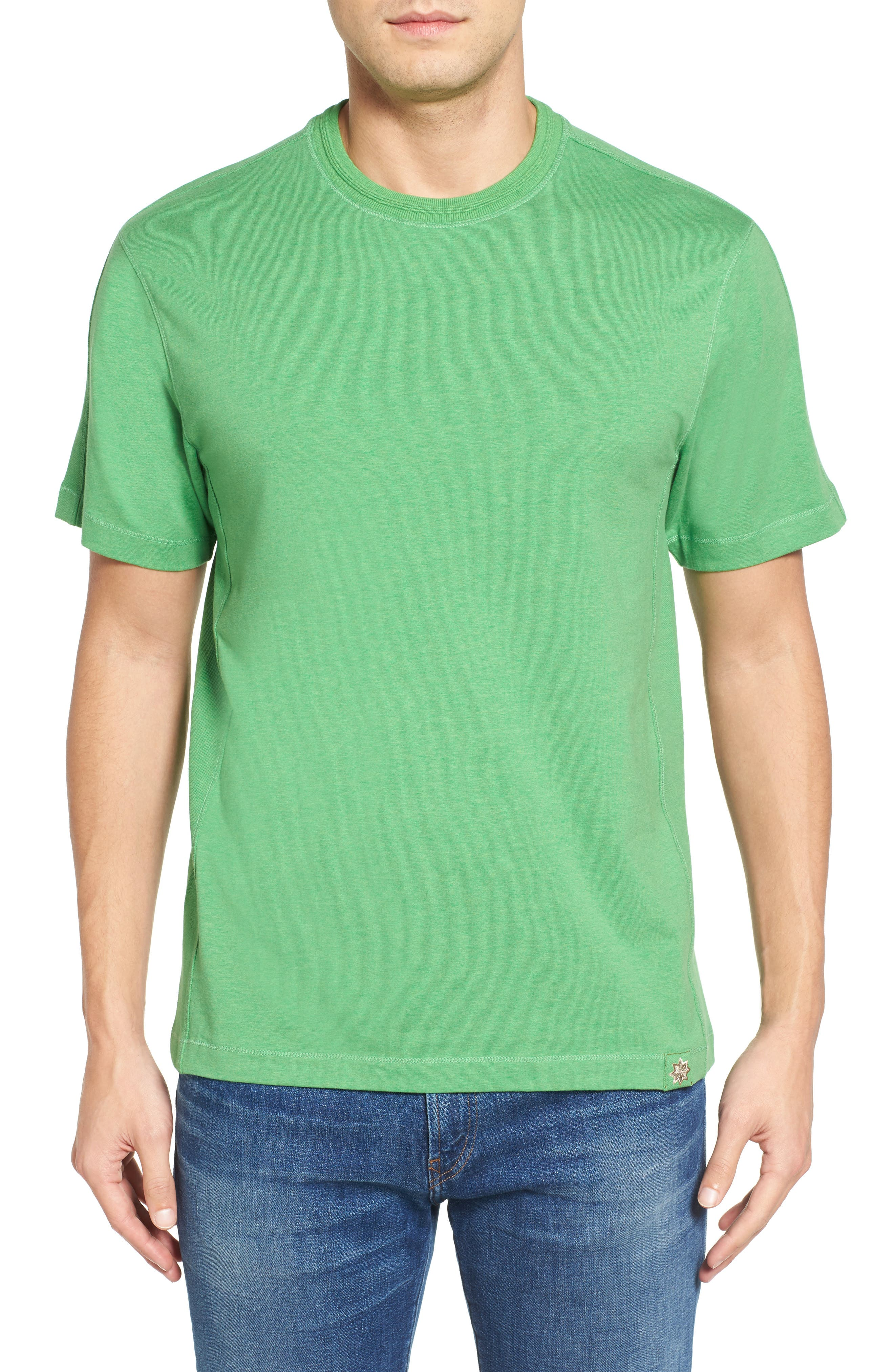 Alternate Image 1 Selected - Thaddeus Steve Stretch Jersey T-Shirt