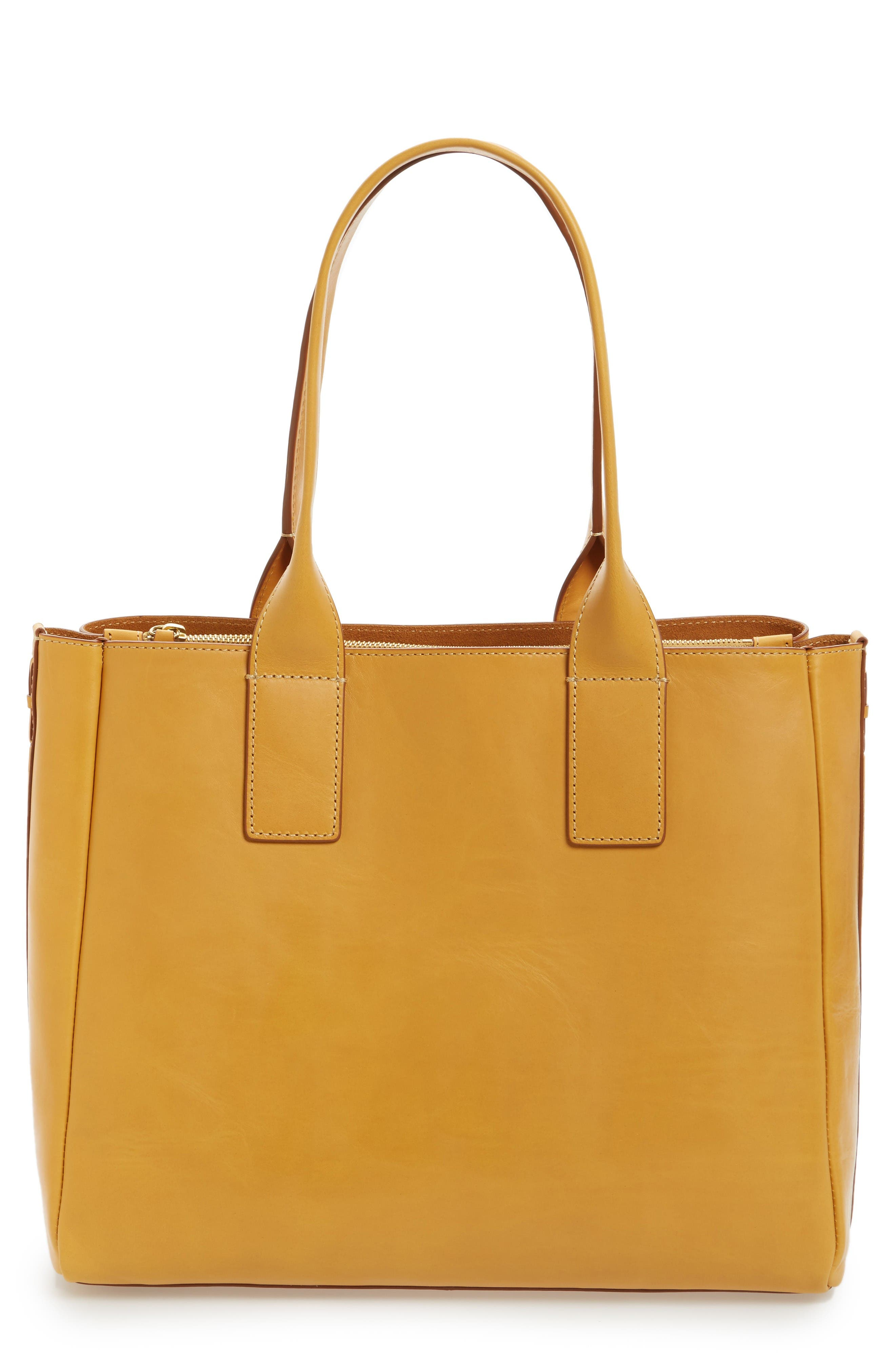 Frye Ilana Leather Tote