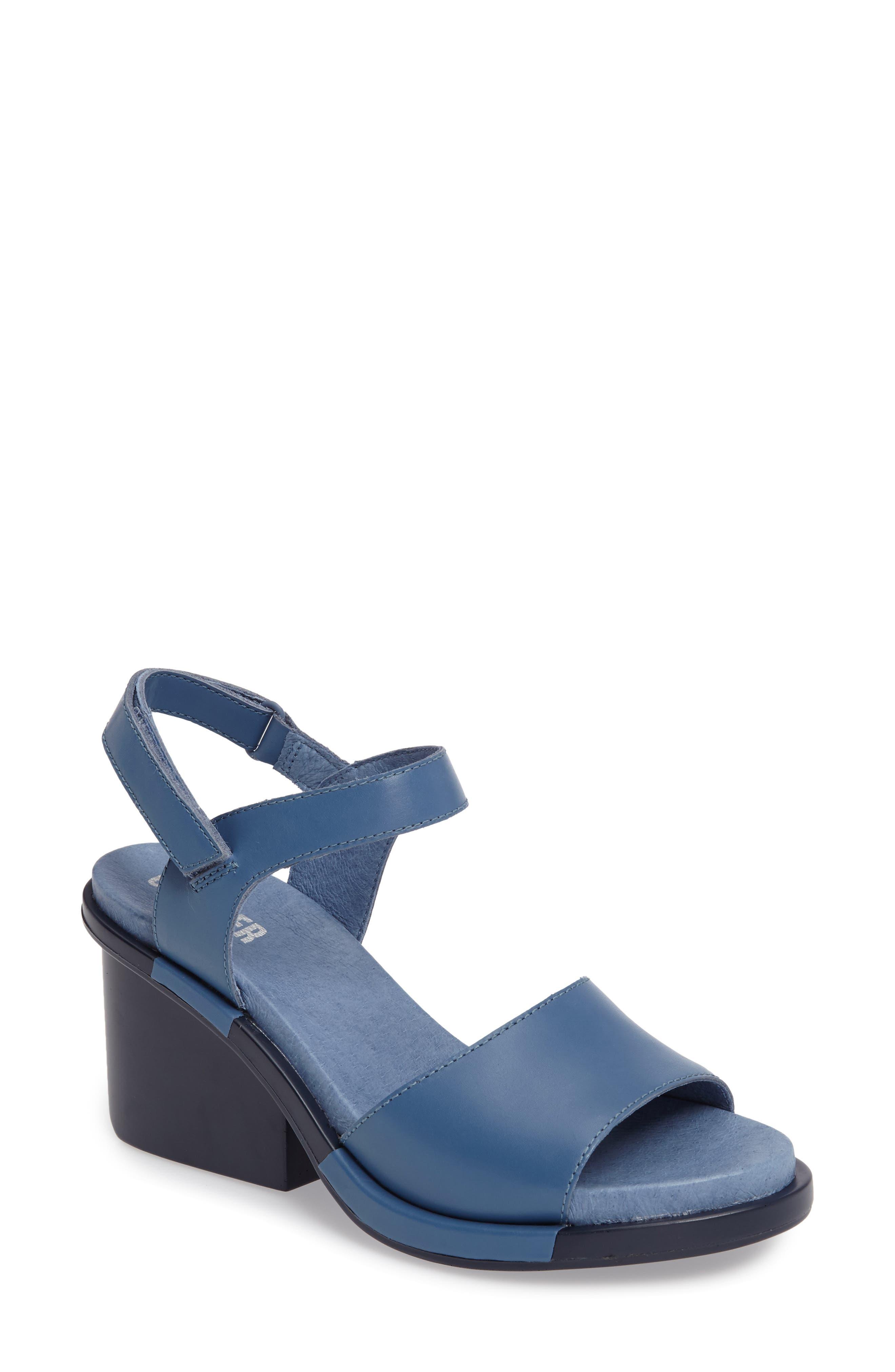 Main Image - Camper Ivy Ankle Strap Sandal (Women)