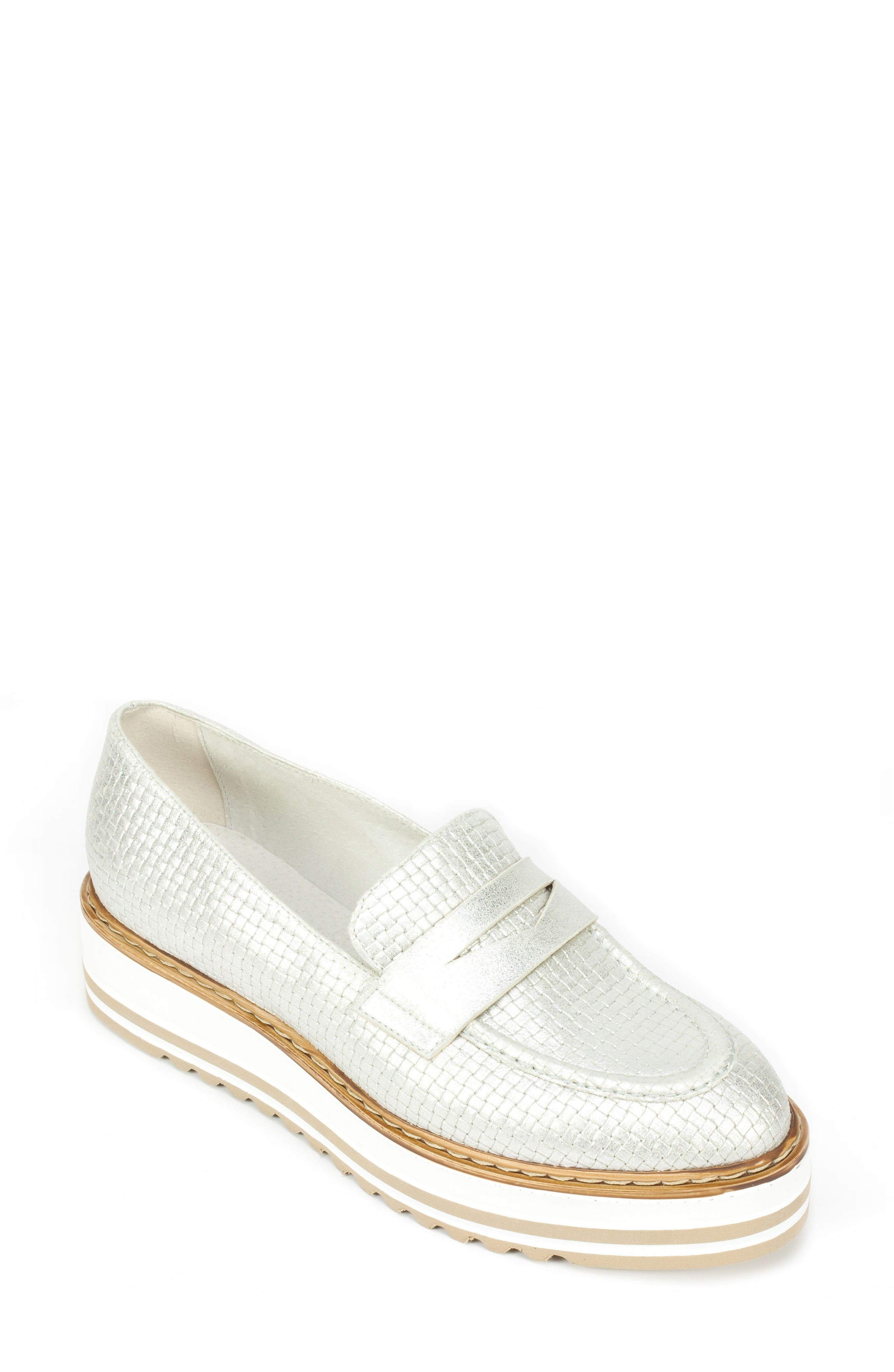 Summit Bethania Platform Loafer (Women)
