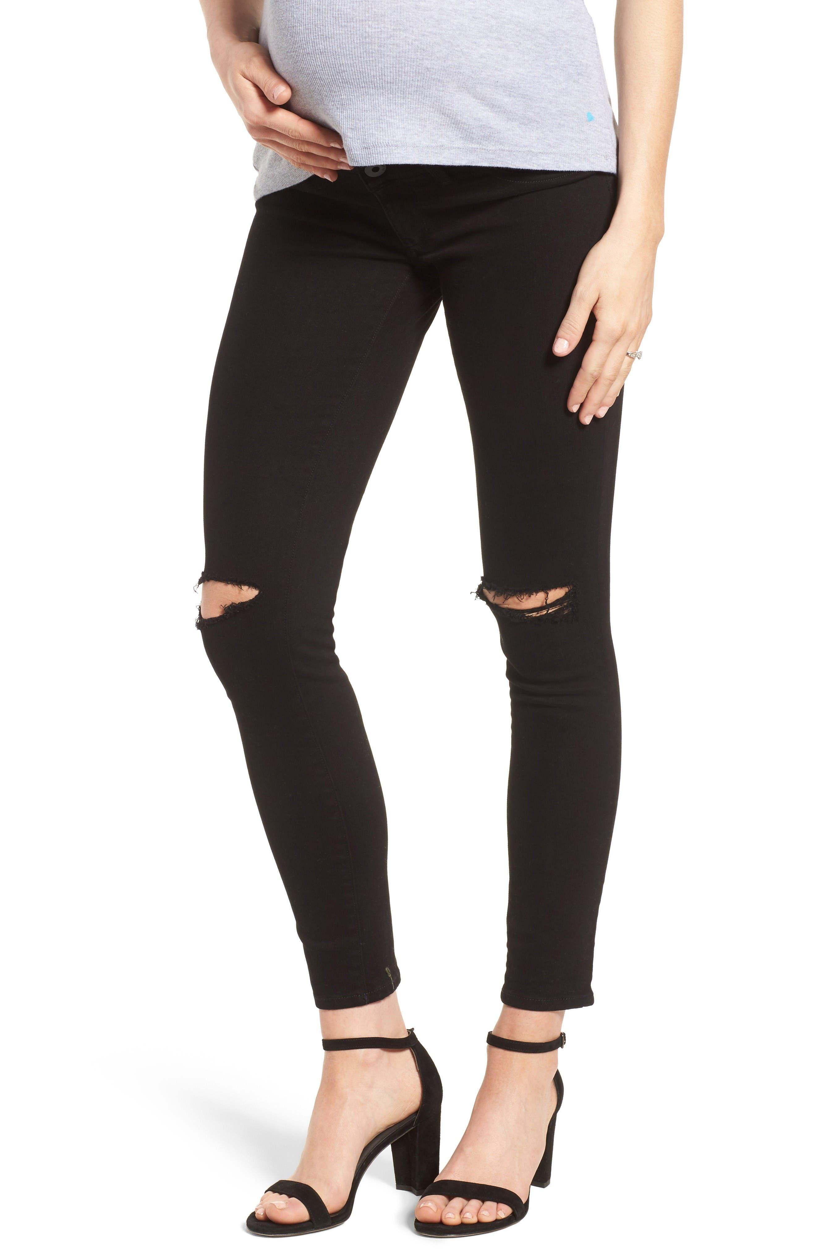 DL1961 Emma Power Legging Maternity Jeans (Vault)