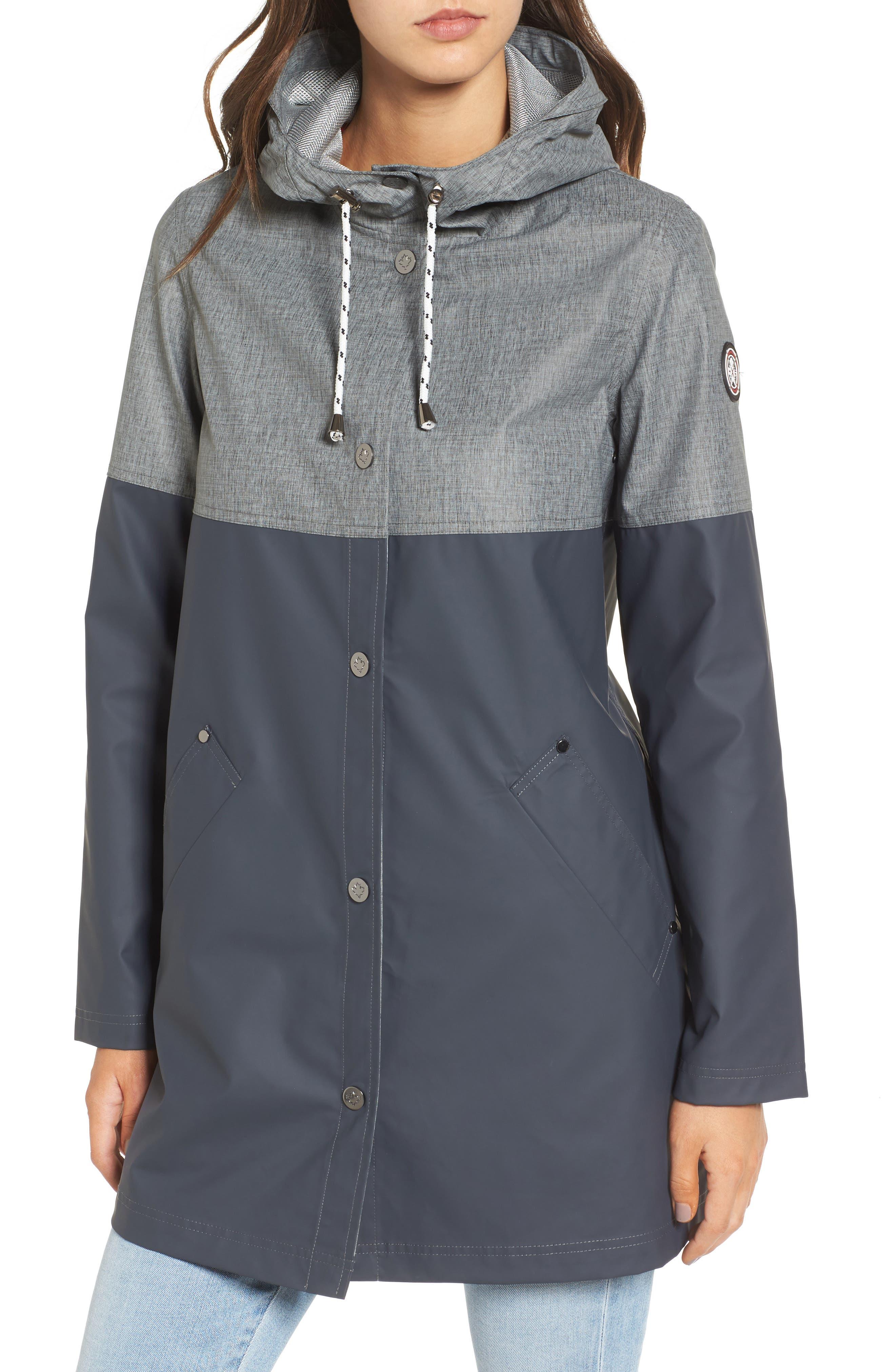 Alternate Image 4  - Halifax Colorblock Rain Jacket
