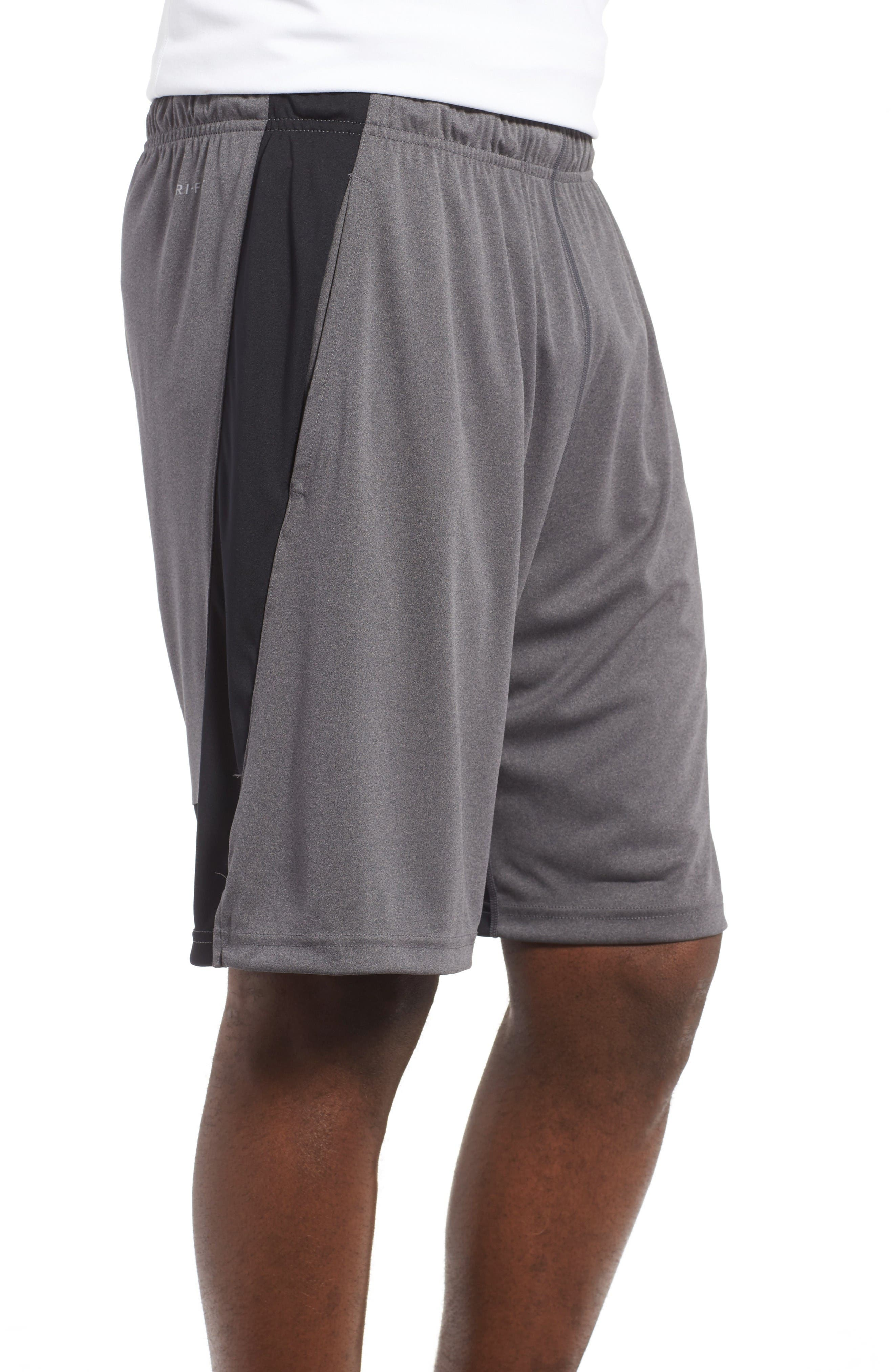 Alternate Image 3  - Nike 'Fly' Dri-FIT Training Shorts