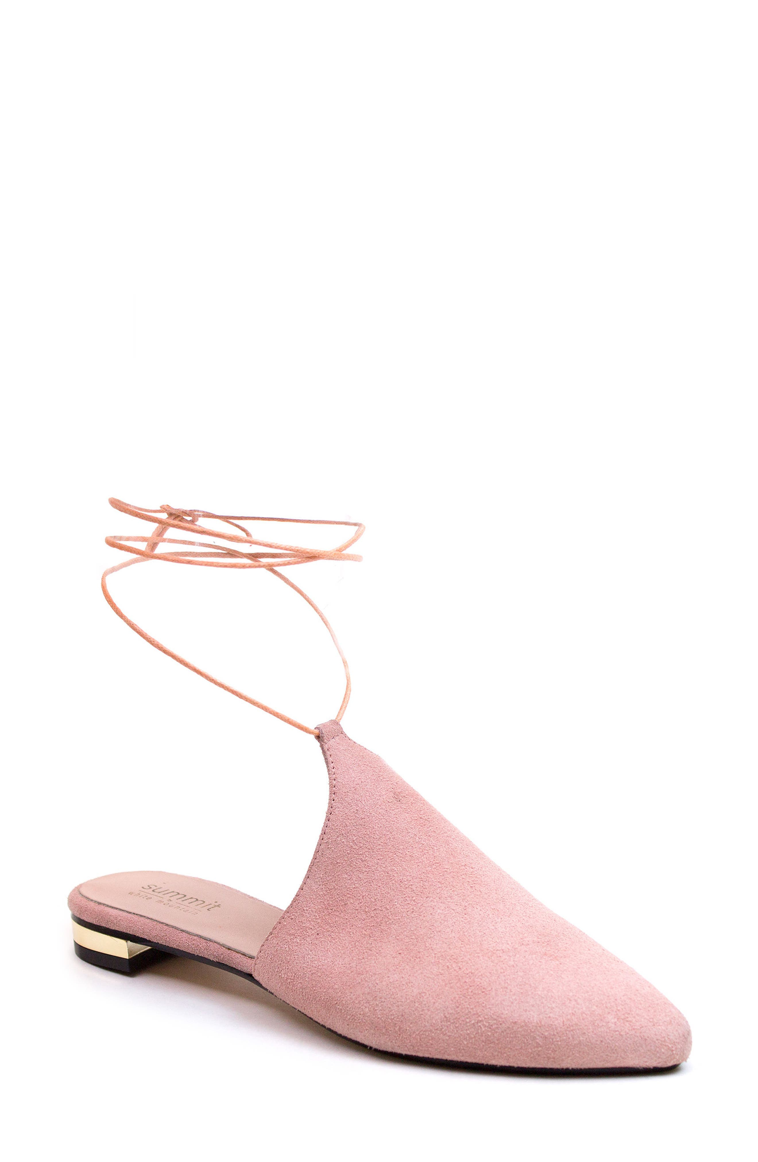 SUMMIT Kalea Ankle Tie Mule