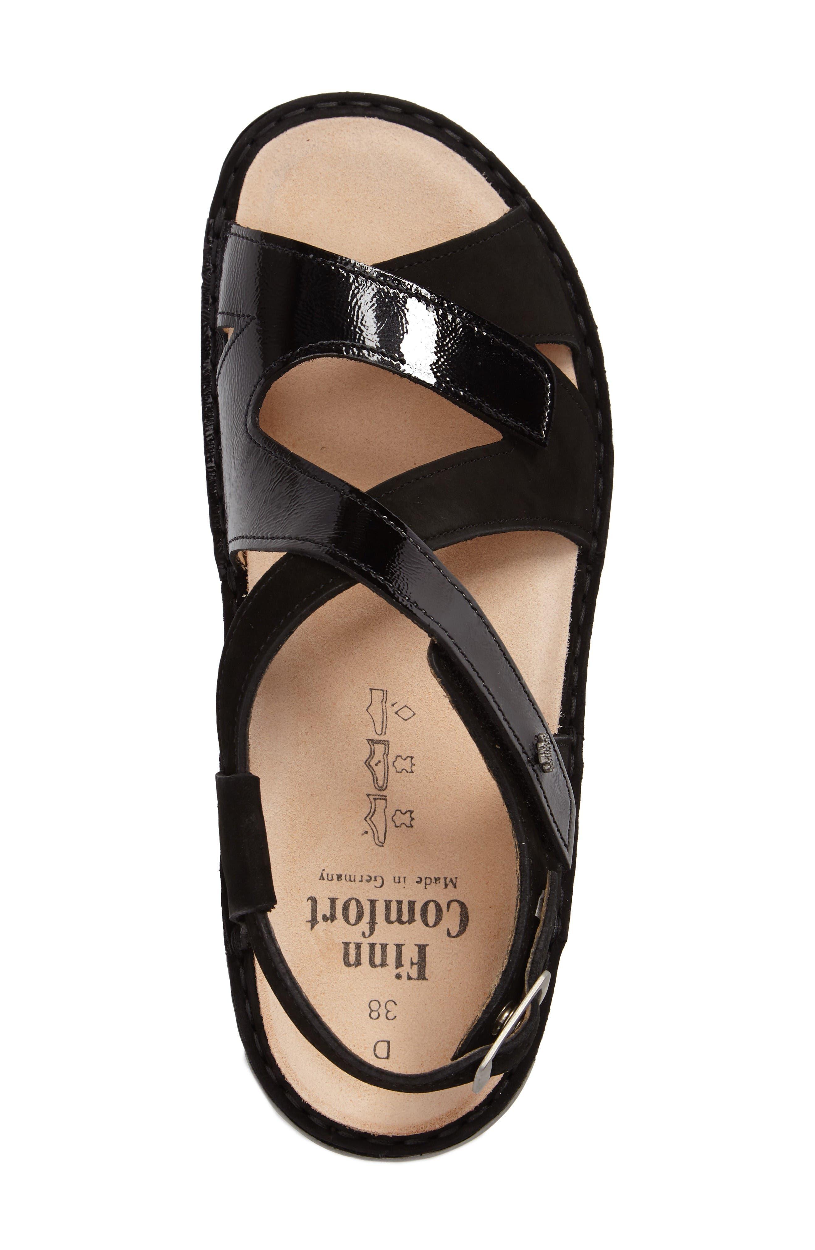 Alternate Image 5  - Finn Comfort Leawood Sandal (Women)