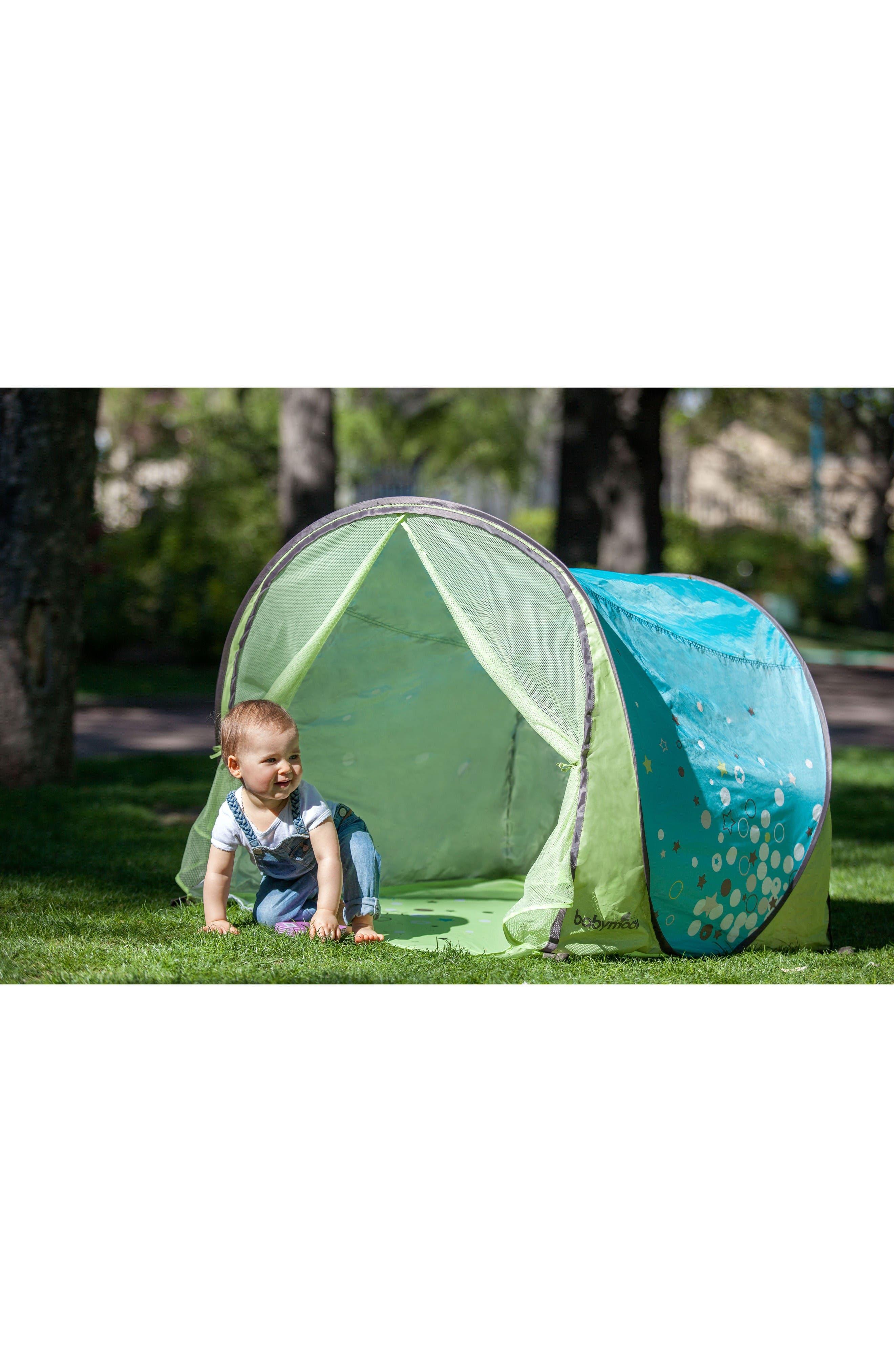 Anti UV Tent,                             Alternate thumbnail 6, color,                             Blue Green
