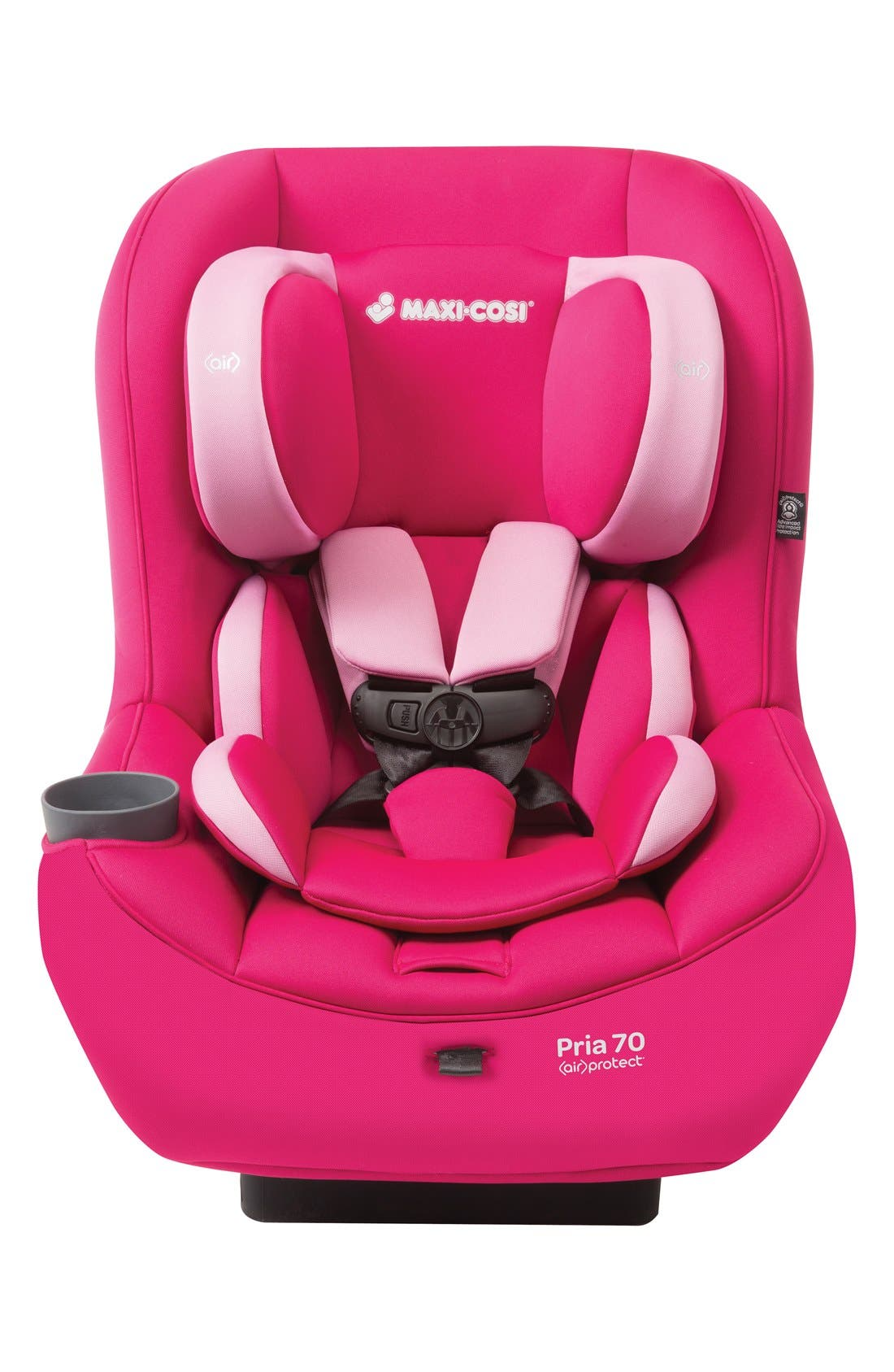 Pria<sup>™</sup> 70 Infant & Toddler Convertible Car Seat,                             Main thumbnail 1, color,                             Sweet Cerise