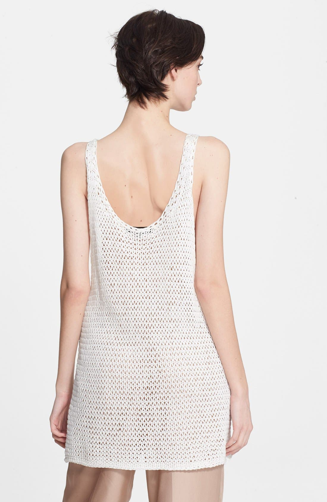 Alternate Image 2  - rag & bone 'Joelle' Openstitch Tank