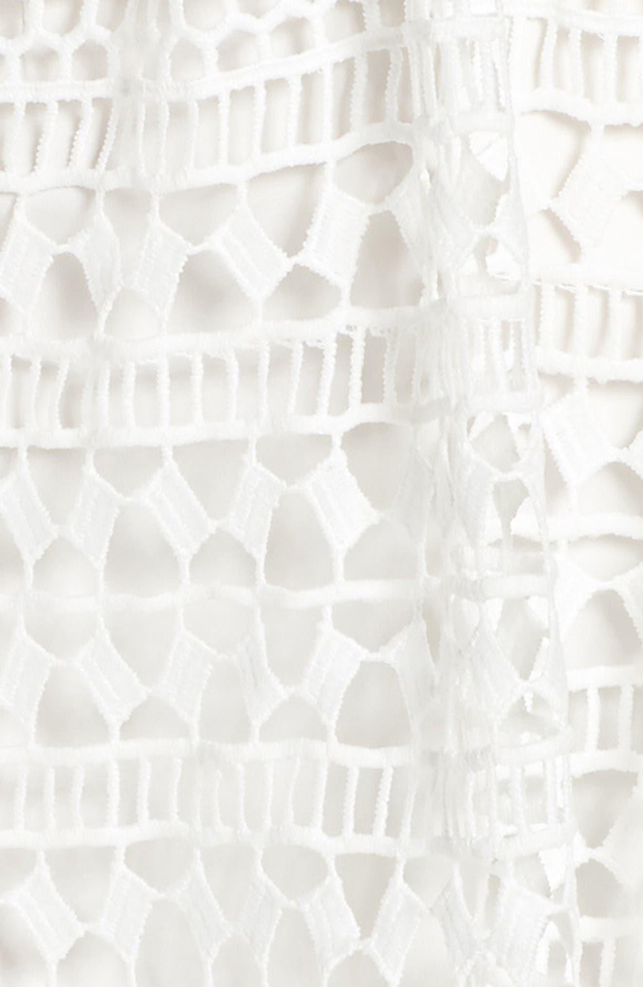 Alternate Image 6  - Bardot Versailles Slipdress
