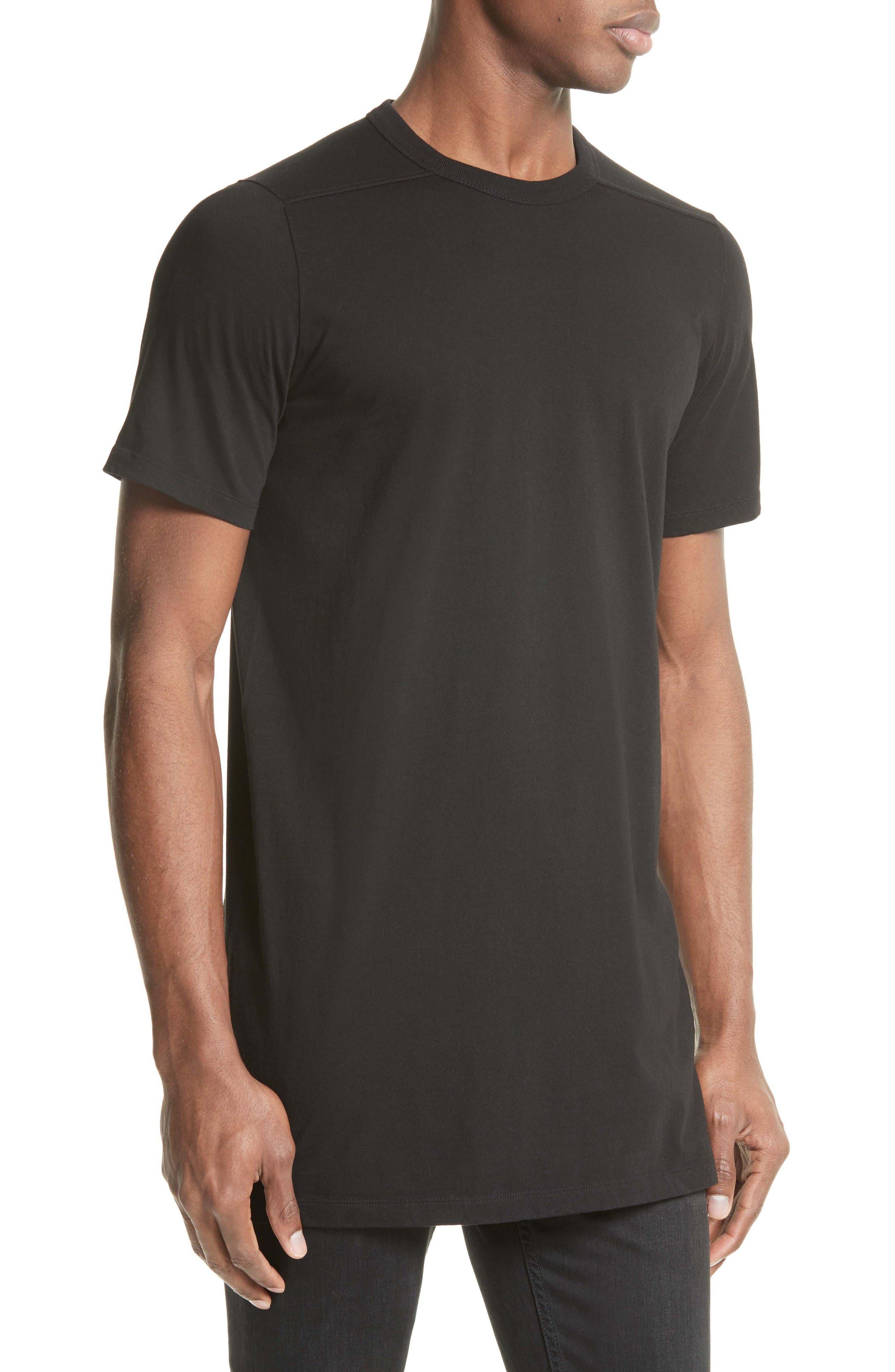 Level T-Shirt,                             Alternate thumbnail 3, color,                             Black