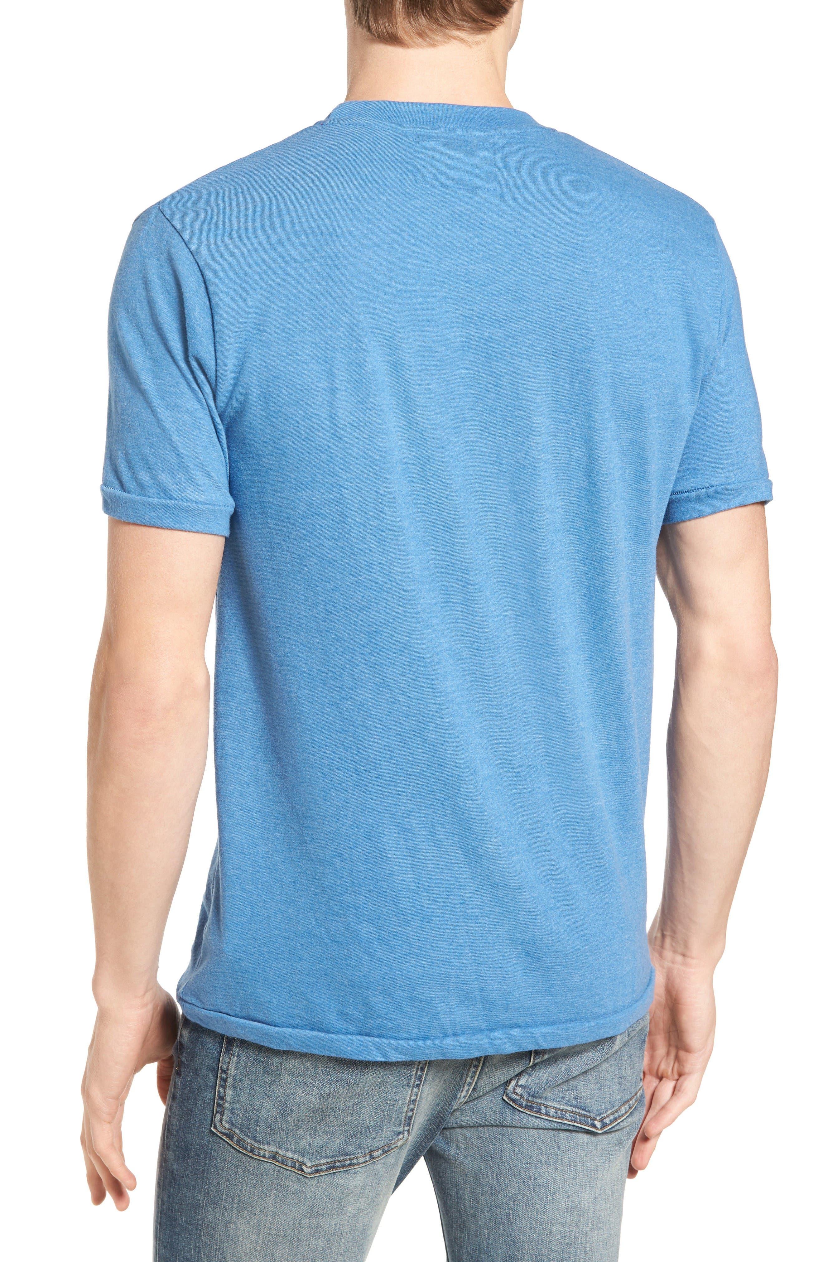 Alternate Image 2  - American Needle Hillwood Texas Rangers T-Shirt