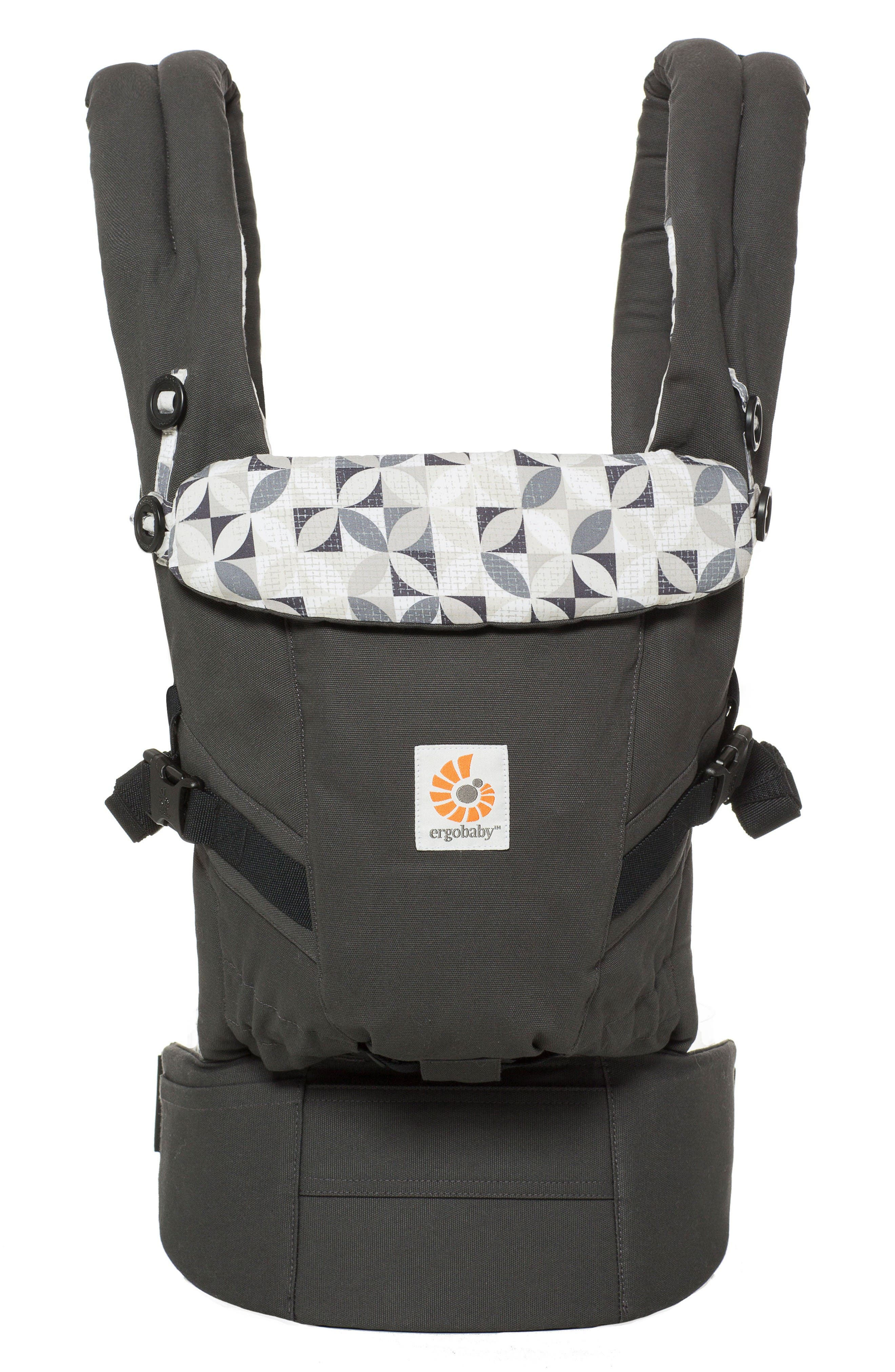 Alternate Image 1 Selected - ERGObaby Three Position ADAPT Baby Carrier