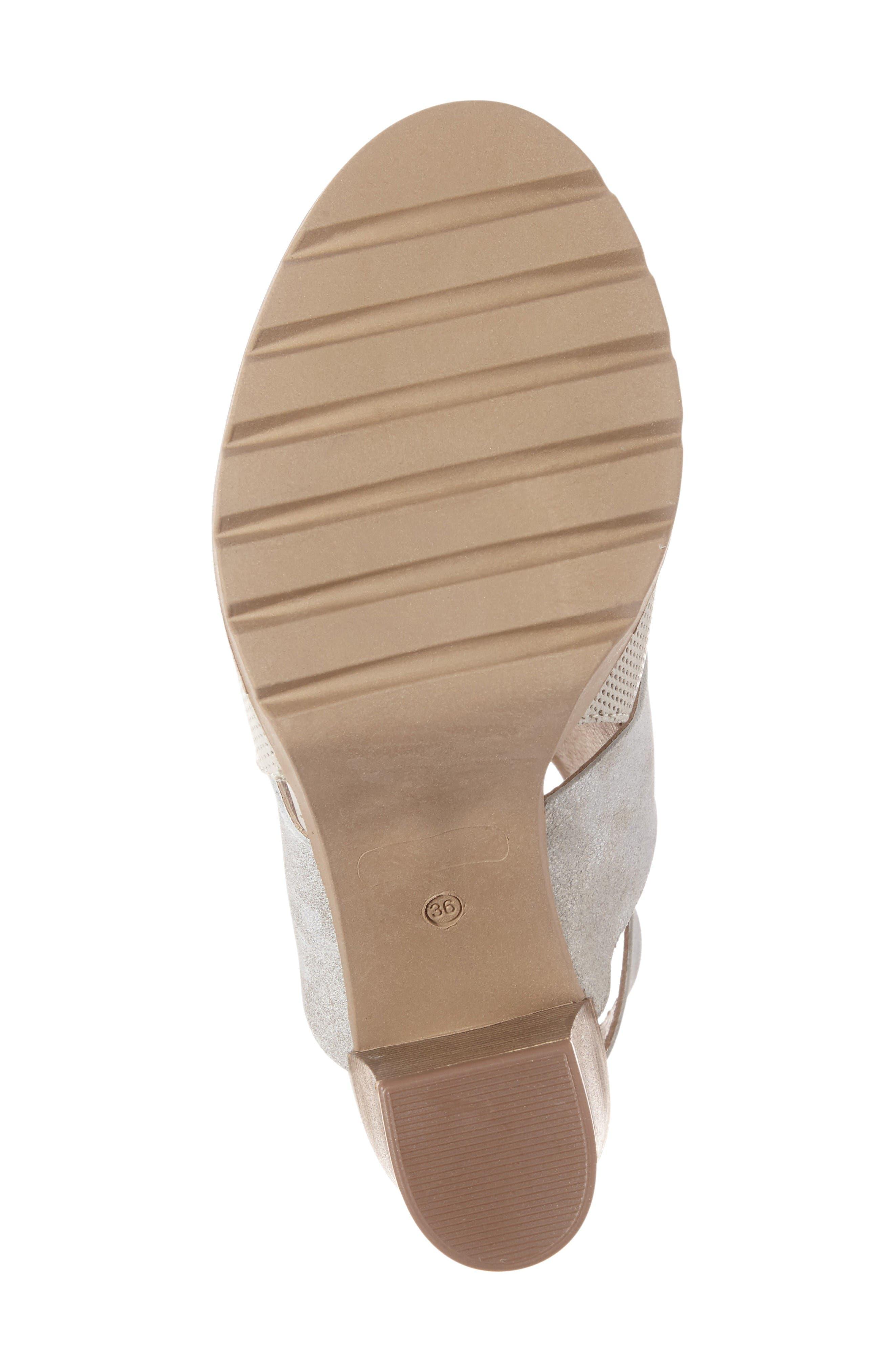 Alternate Image 6  - Rudsak Brittni Block Heel Sandal (Women)