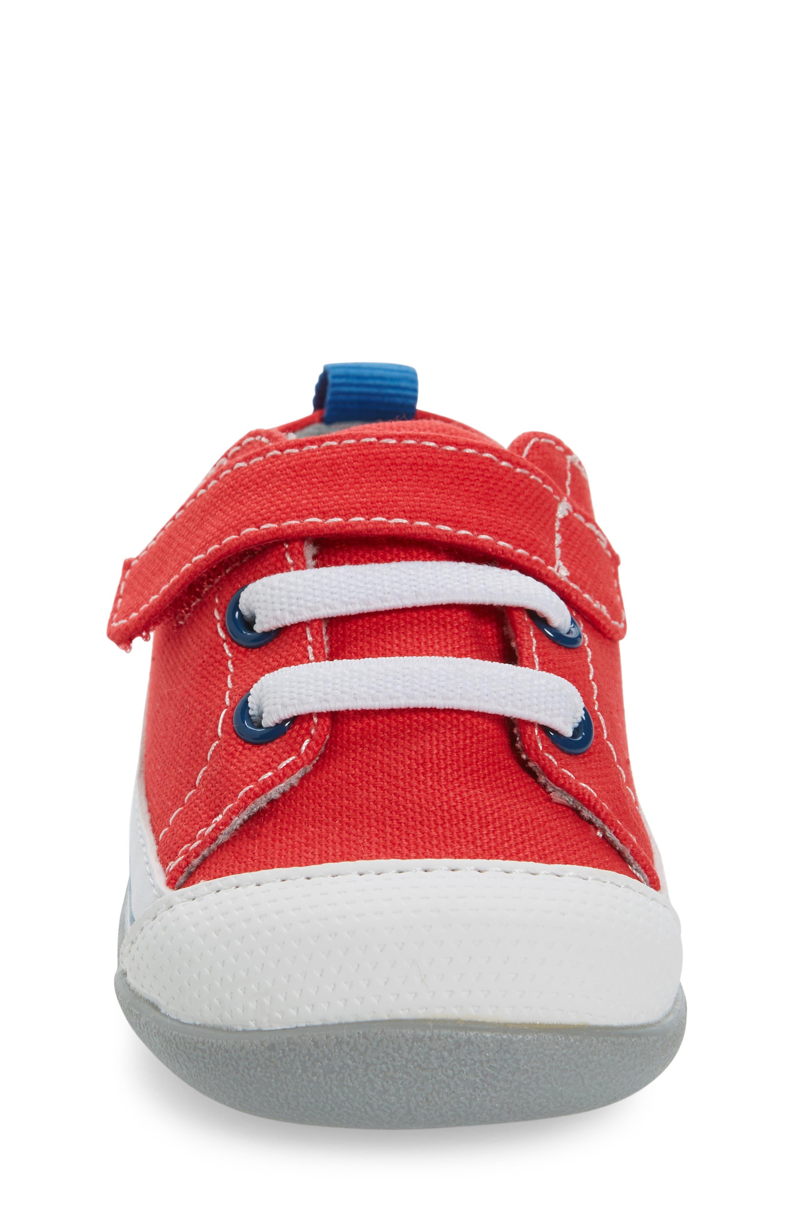 Alternate Image 4  - See Kai Run Stevie II Sneaker (Baby & Walker)