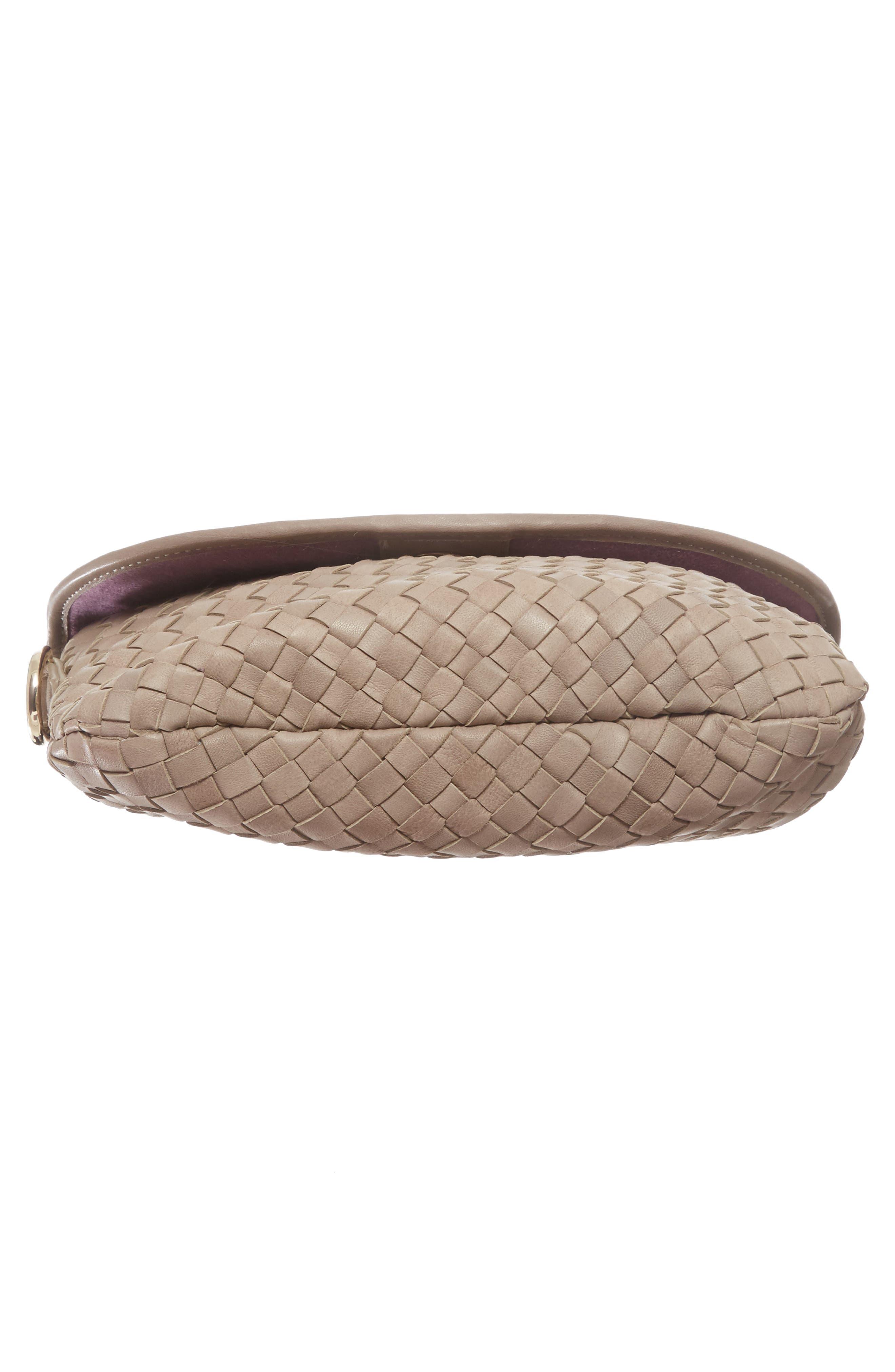 Alternate Image 6  - Robert Zur Nola Woven Leather Crossbody