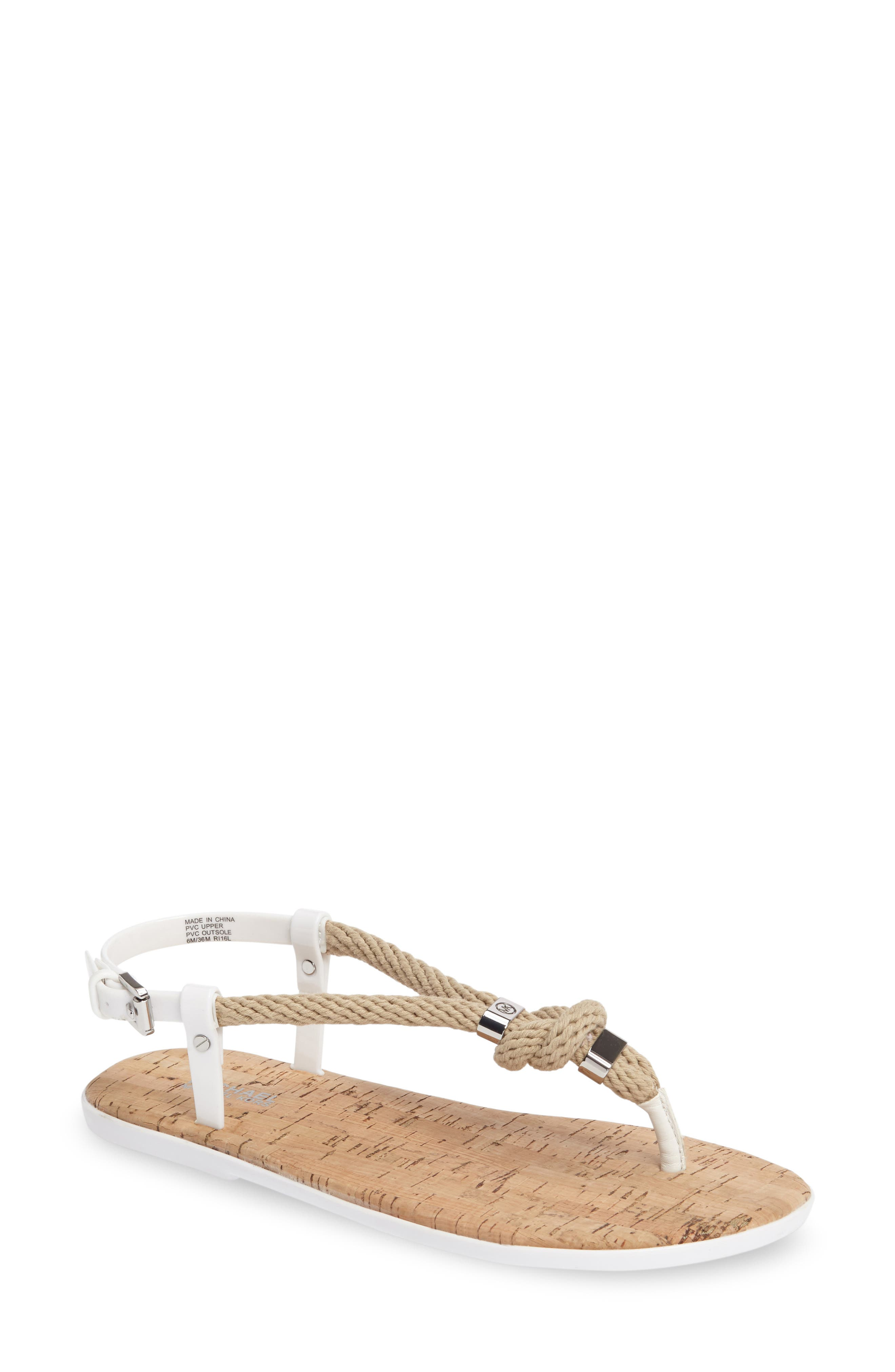 MICHAEL Michael Kors Holly Sandal (Women)