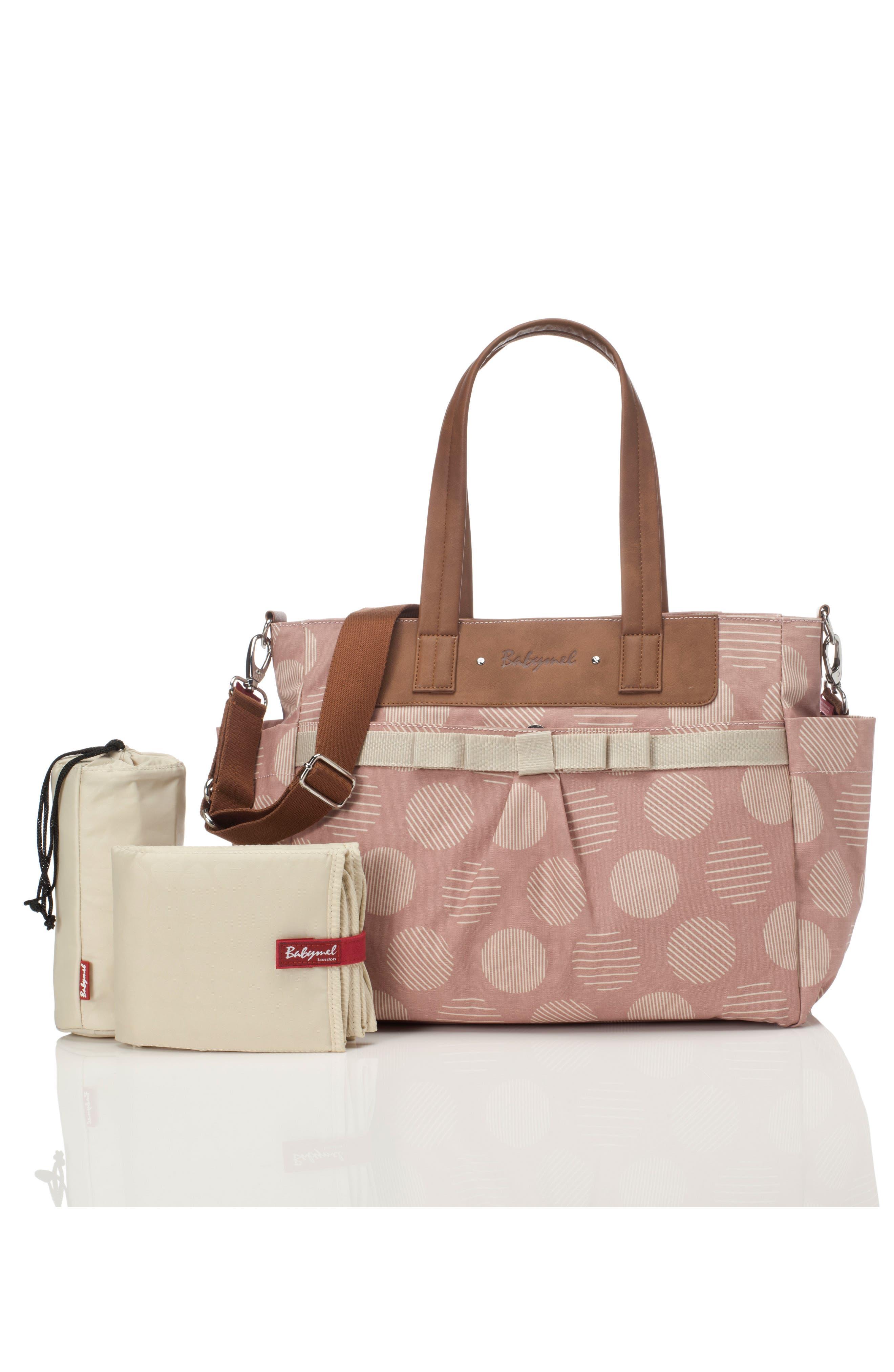 Alternate Image 2  - Babymel 'Cara' Diaper Bag
