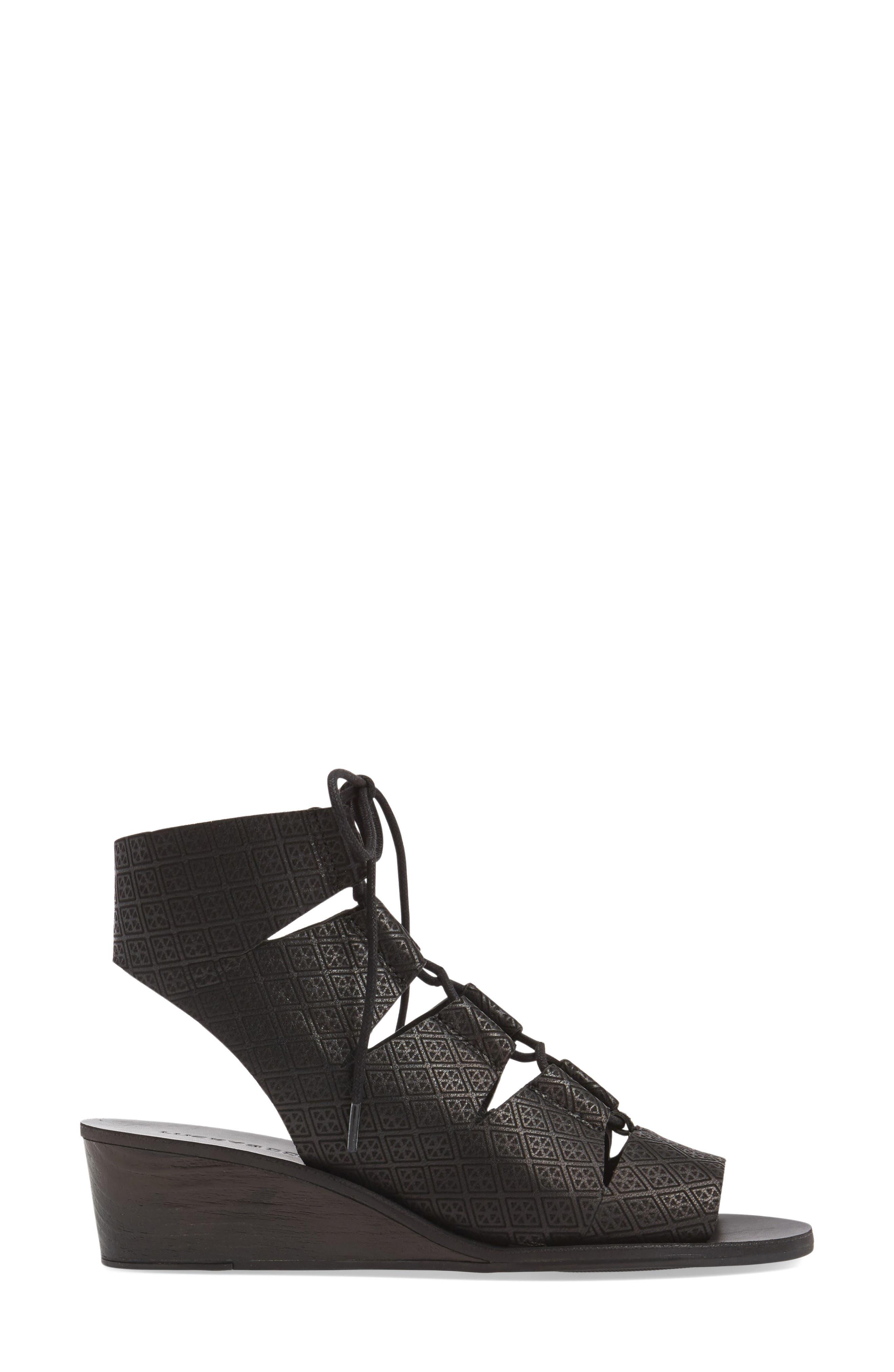 Alternate Image 3  - Lucky Brand Gizi Wedge Sandal (Women)