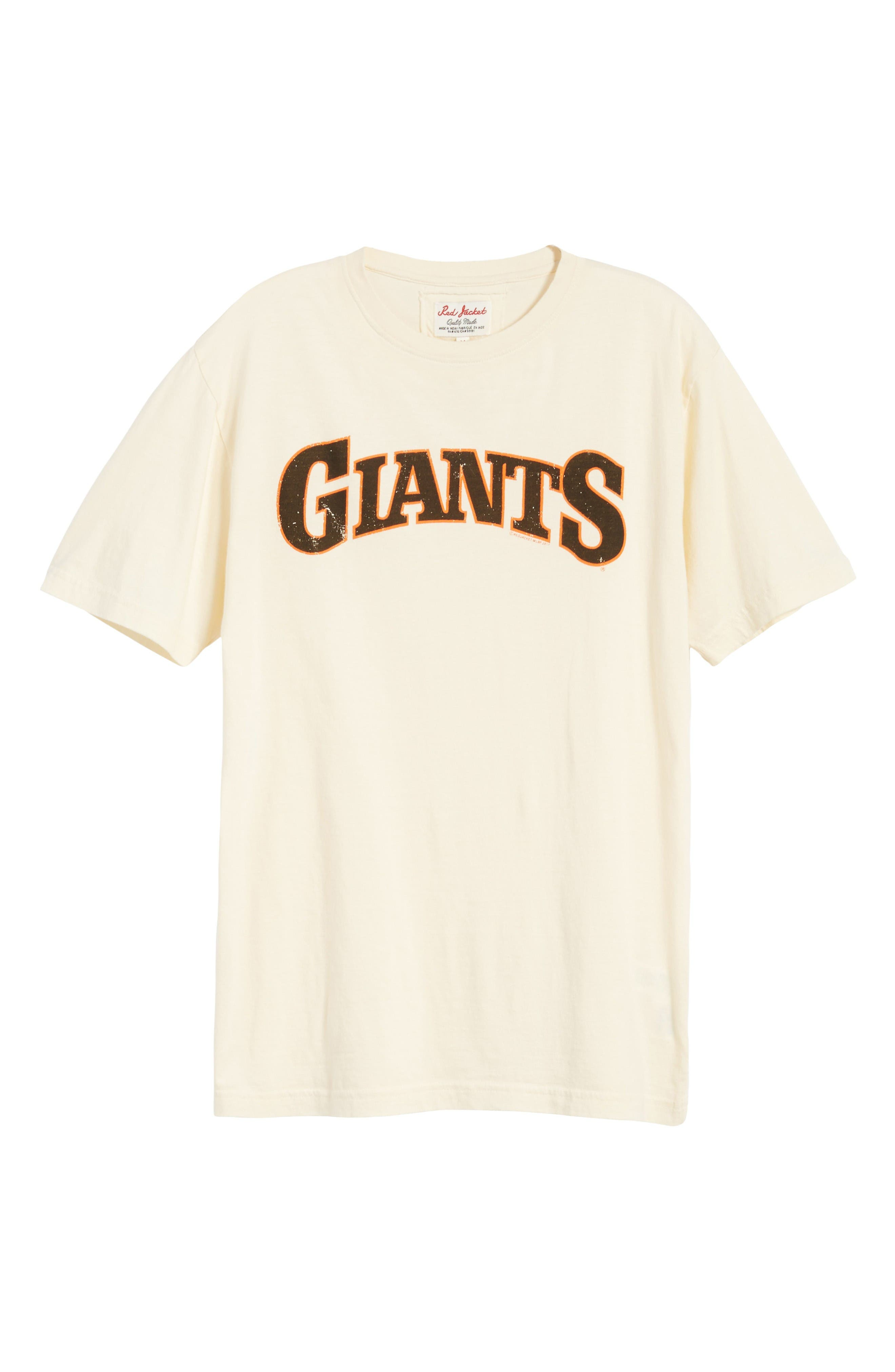 Alternate Image 6  - American Needle Brass Tack San Francisco Giants T-Shirt