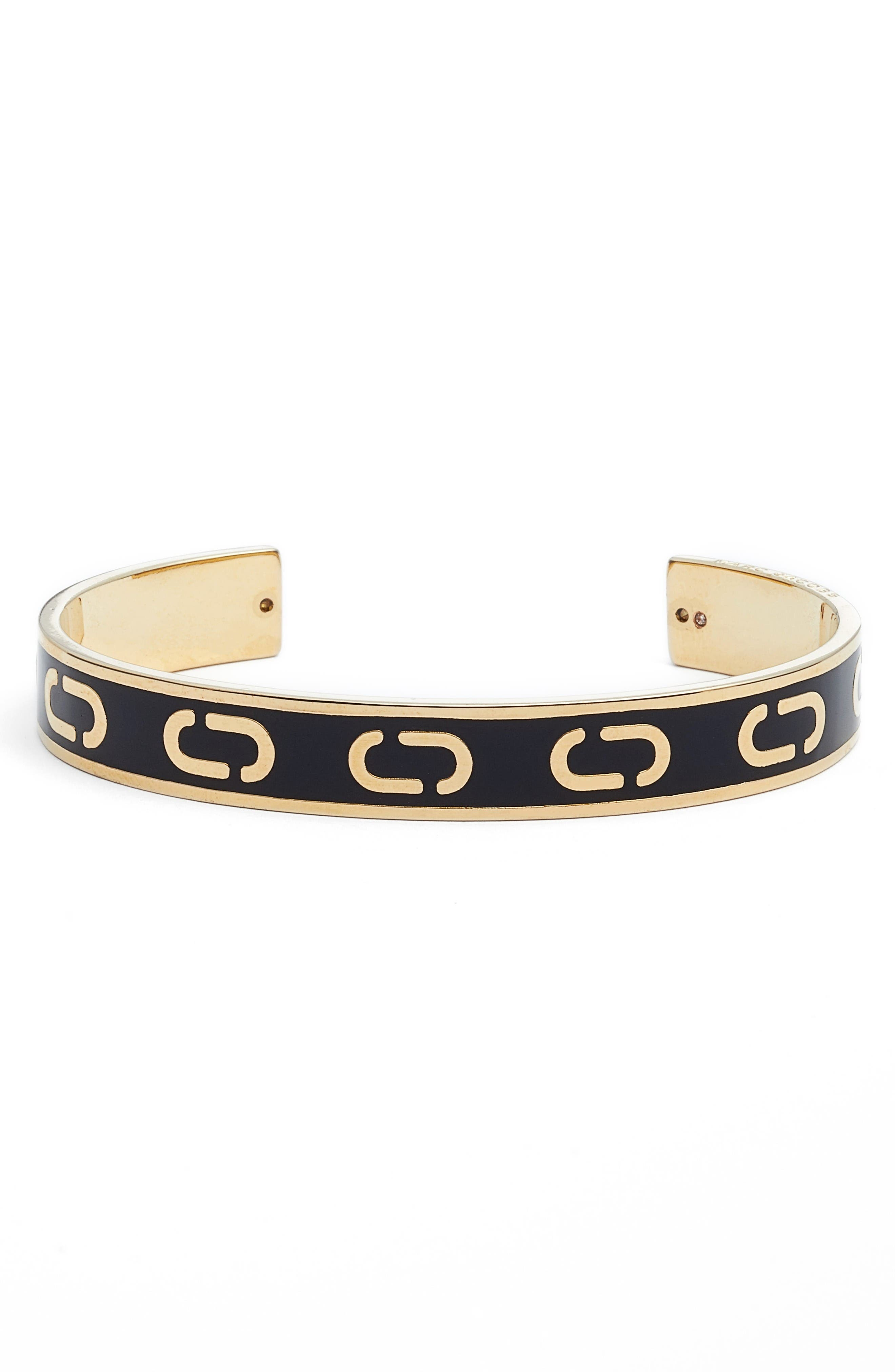 Alternate Image 1 Selected - MARC JACOBS Enamel Icon Cuff