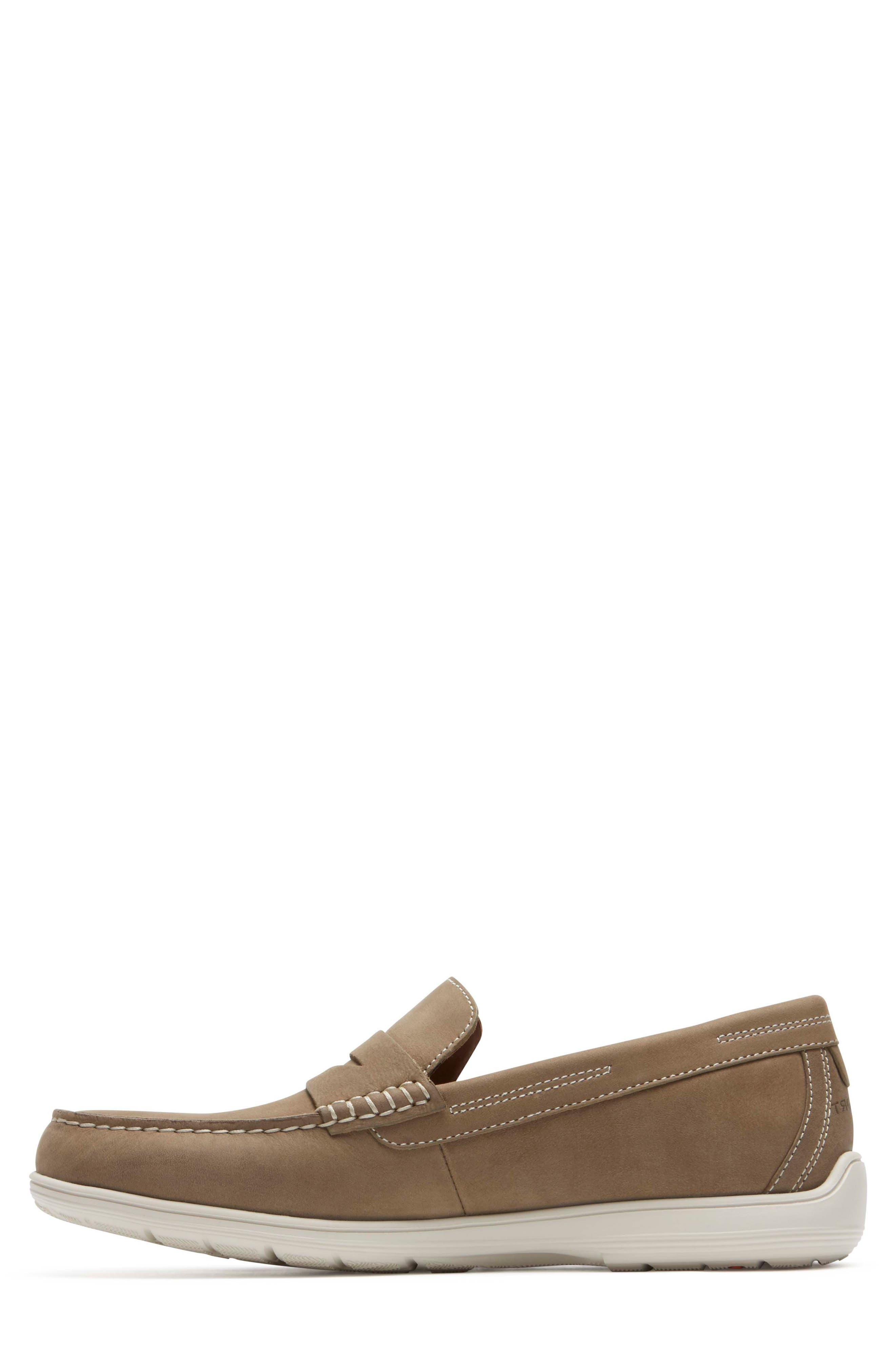 Alternate Image 2  - Rockport Total Motion Penny Loafer (Men)