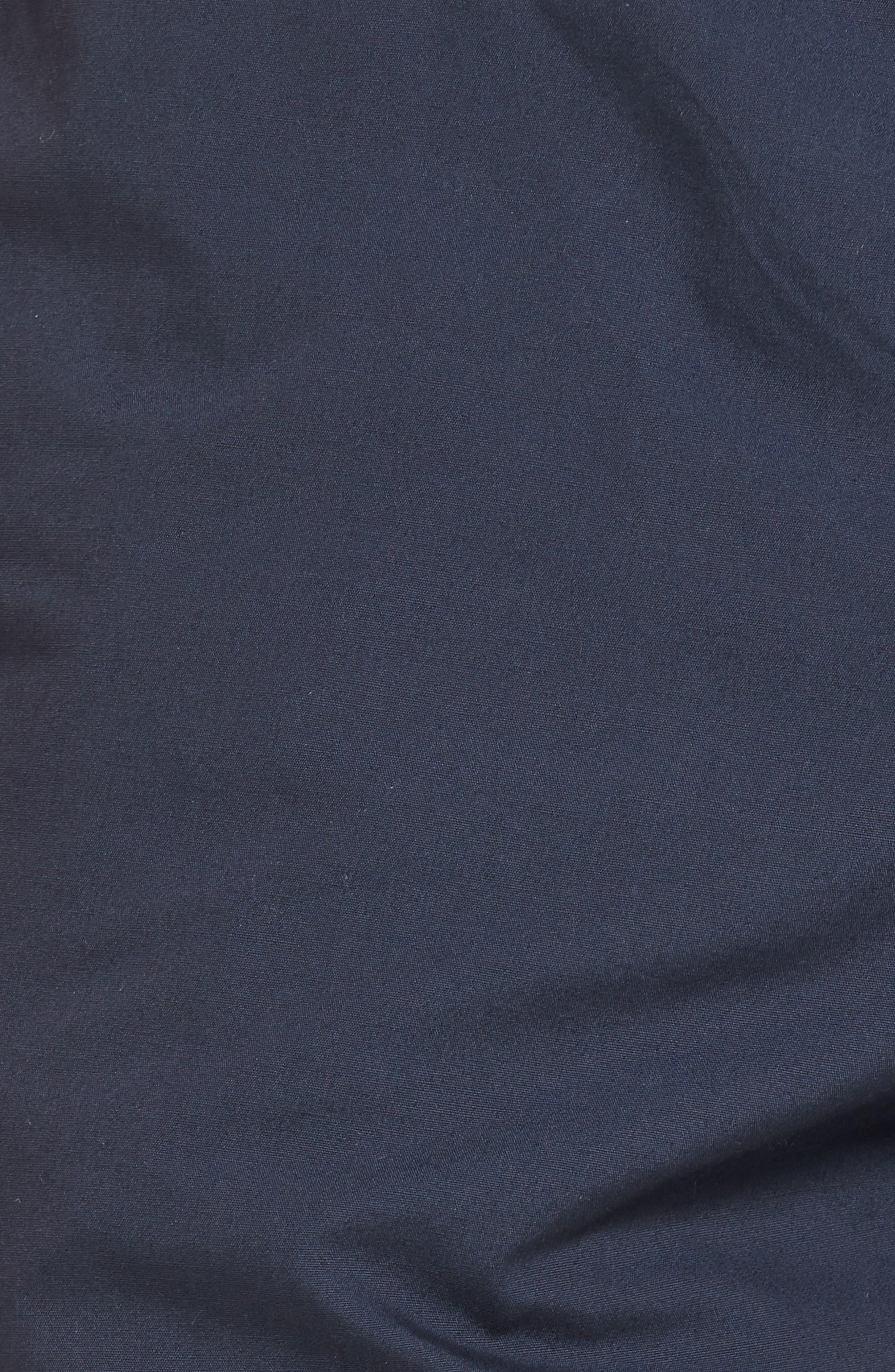 Reversible Walking Shorts,                             Alternate thumbnail 5, color,                             Navy/ Seersucker/ Navy