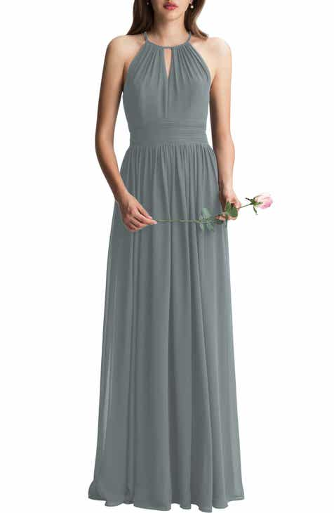 Grey Bridesmaid Dresses Nordstrom