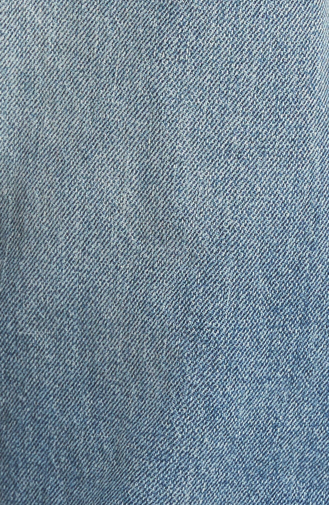 Alternate Image 5  - Levi's® 512™ Slouchy Skinny Fit Jeans (Jukebox)