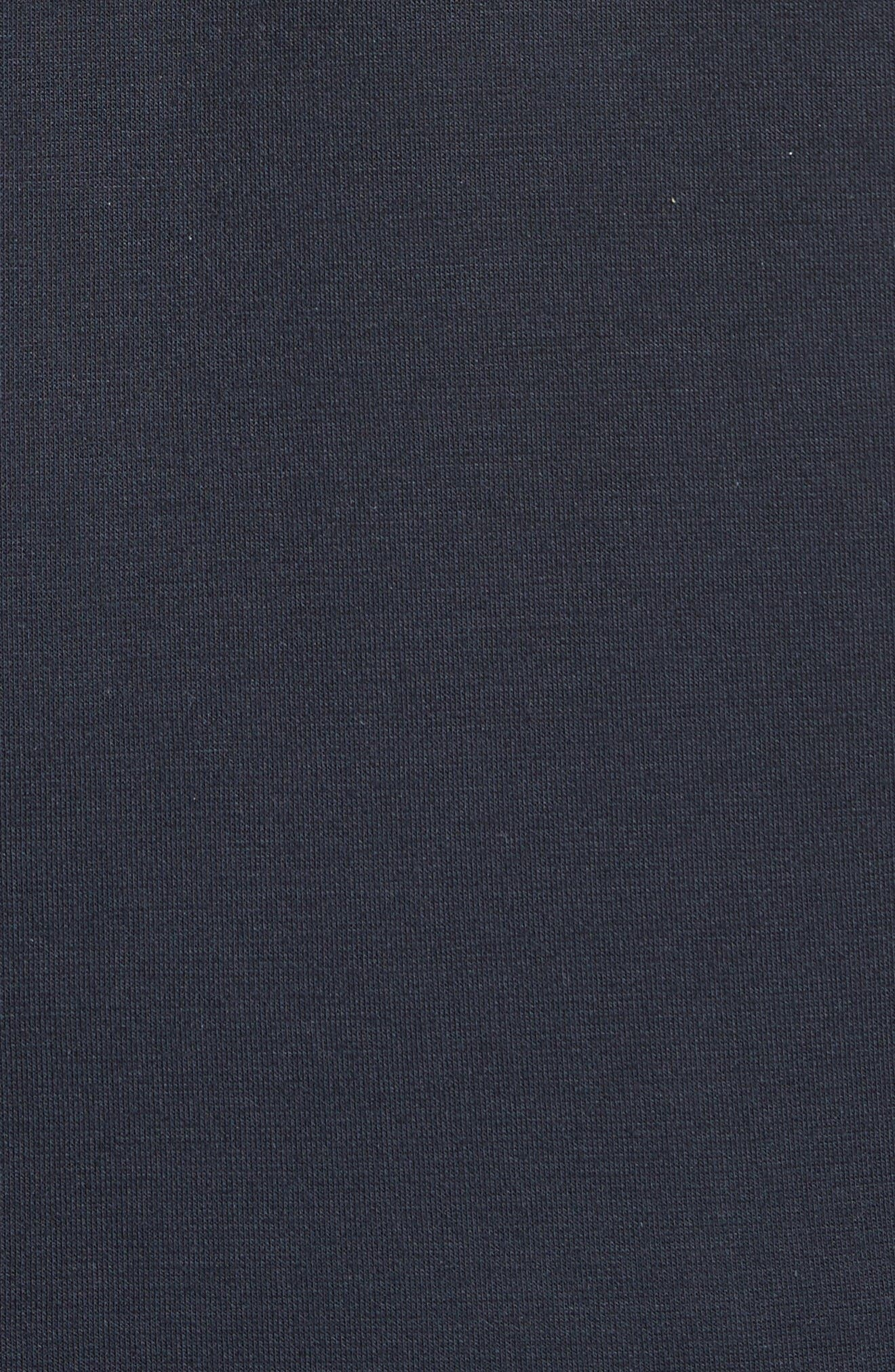 Two-Tone Track Jacket,                             Alternate thumbnail 5, color,                             Navy