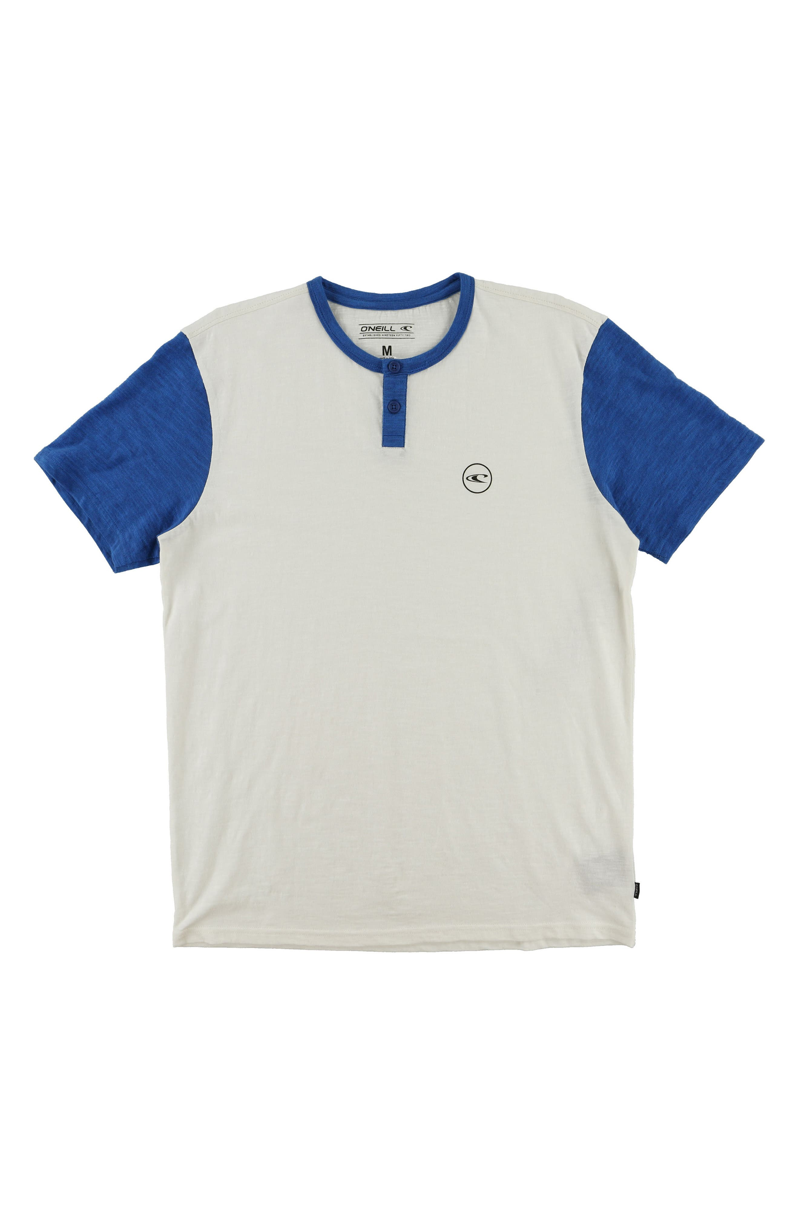O'Neill The Bay Henley T-Shirt (Big Boys)