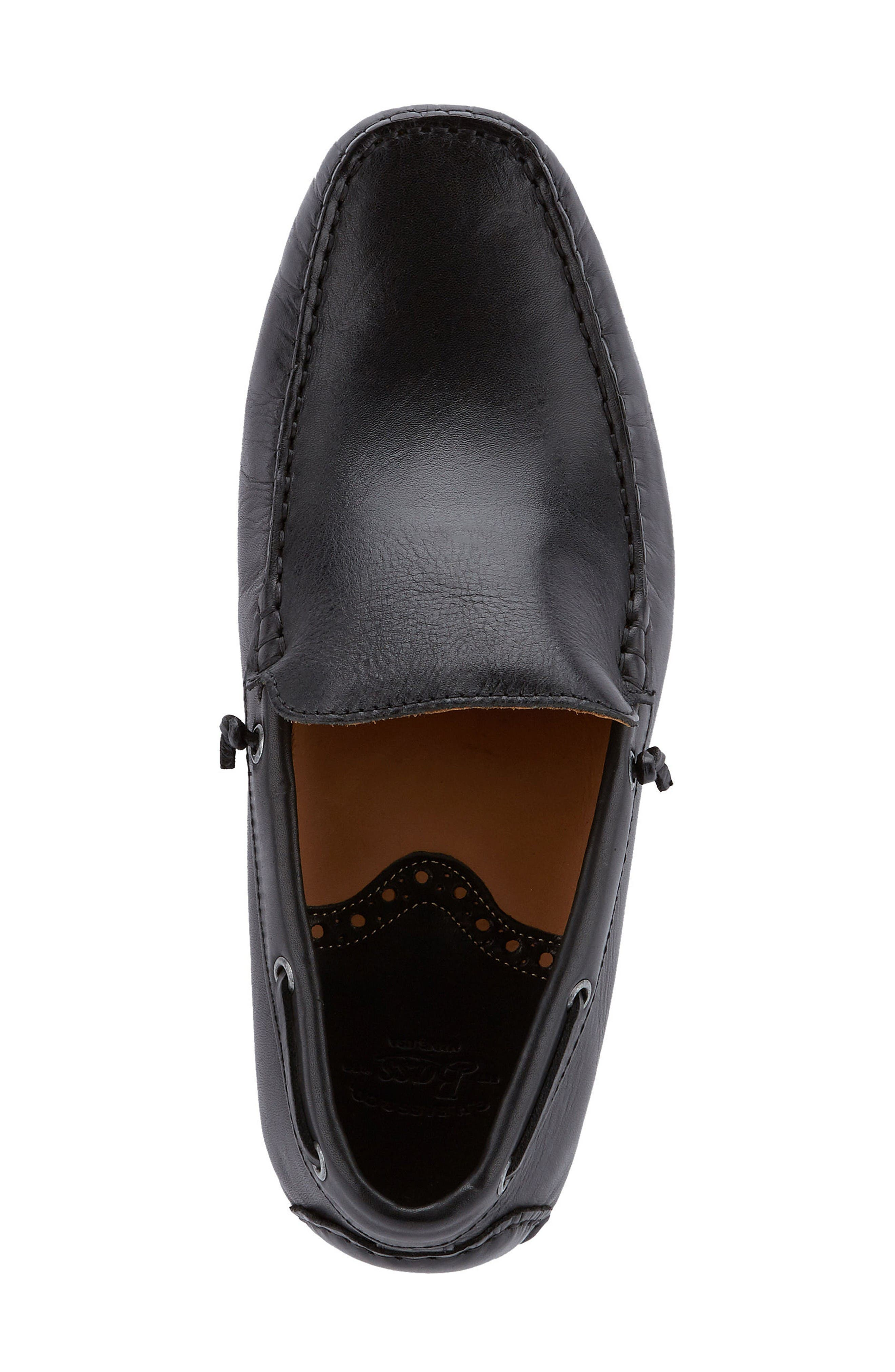 Alternate Image 4  - G.H. Bass & Co. Walter Driving Shoe (Men)
